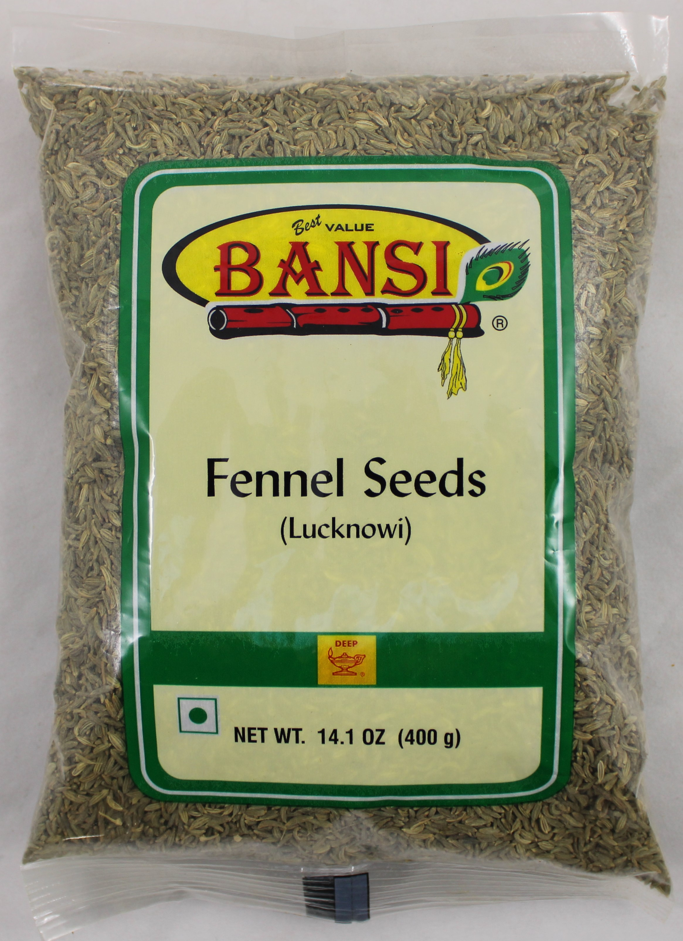 Lucknowi Fennel Seeds 14 oz