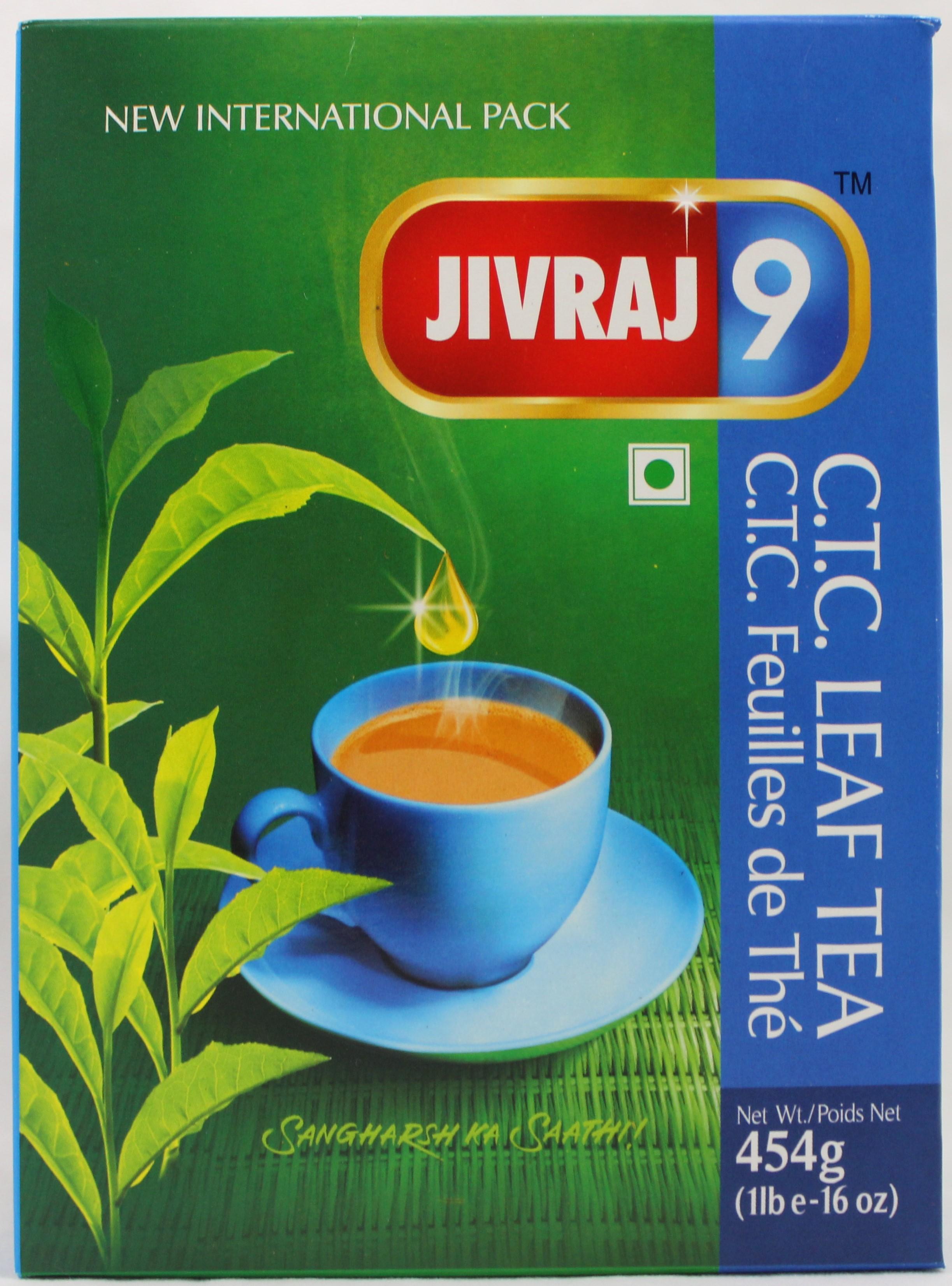 Jivraj Tea 1lb