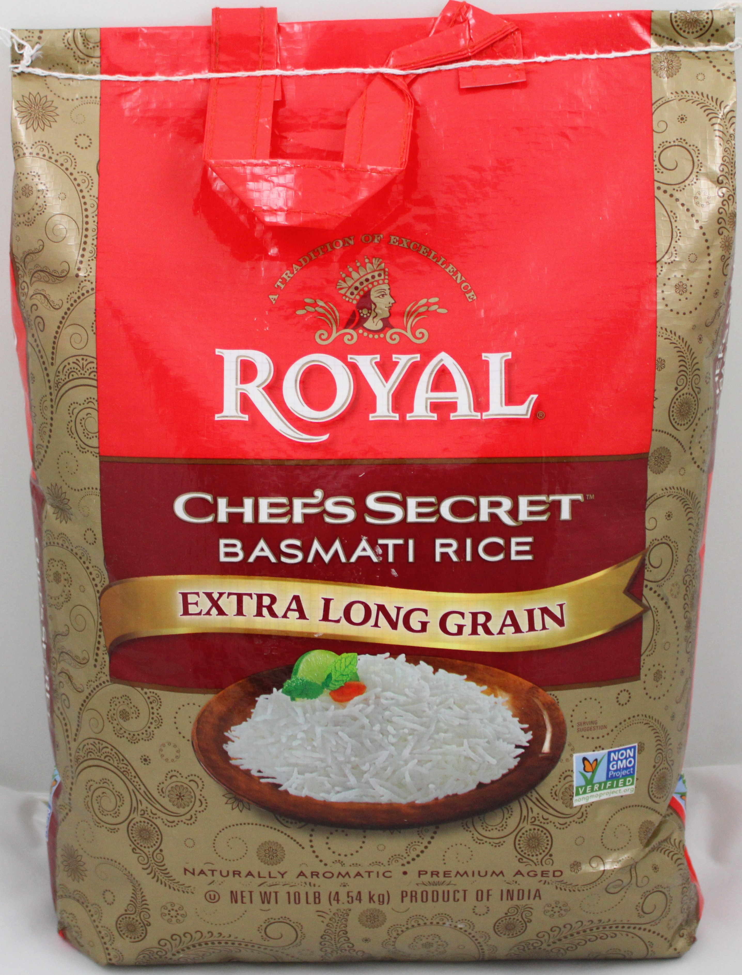 Chef's Secret ExtraLong Basmati10lb