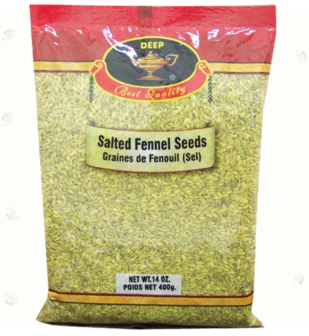 Fennel Seeds Salted 14oz