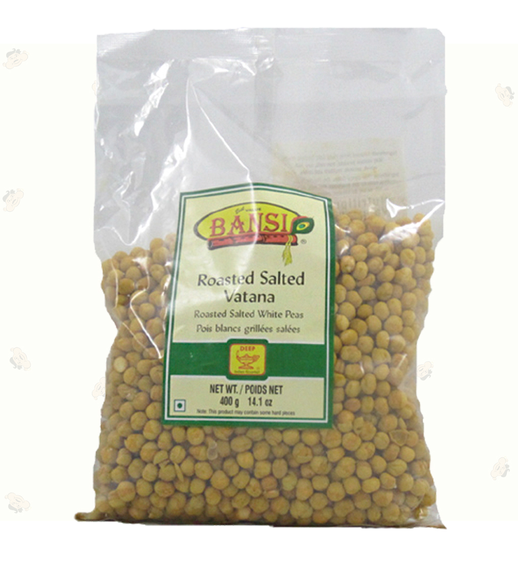 Roasted Salted Vatana (Peas) 14 oz