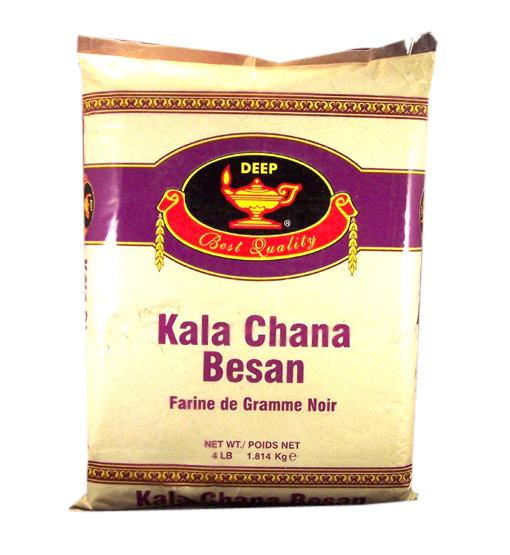 Kala Chana Besan 4 lb