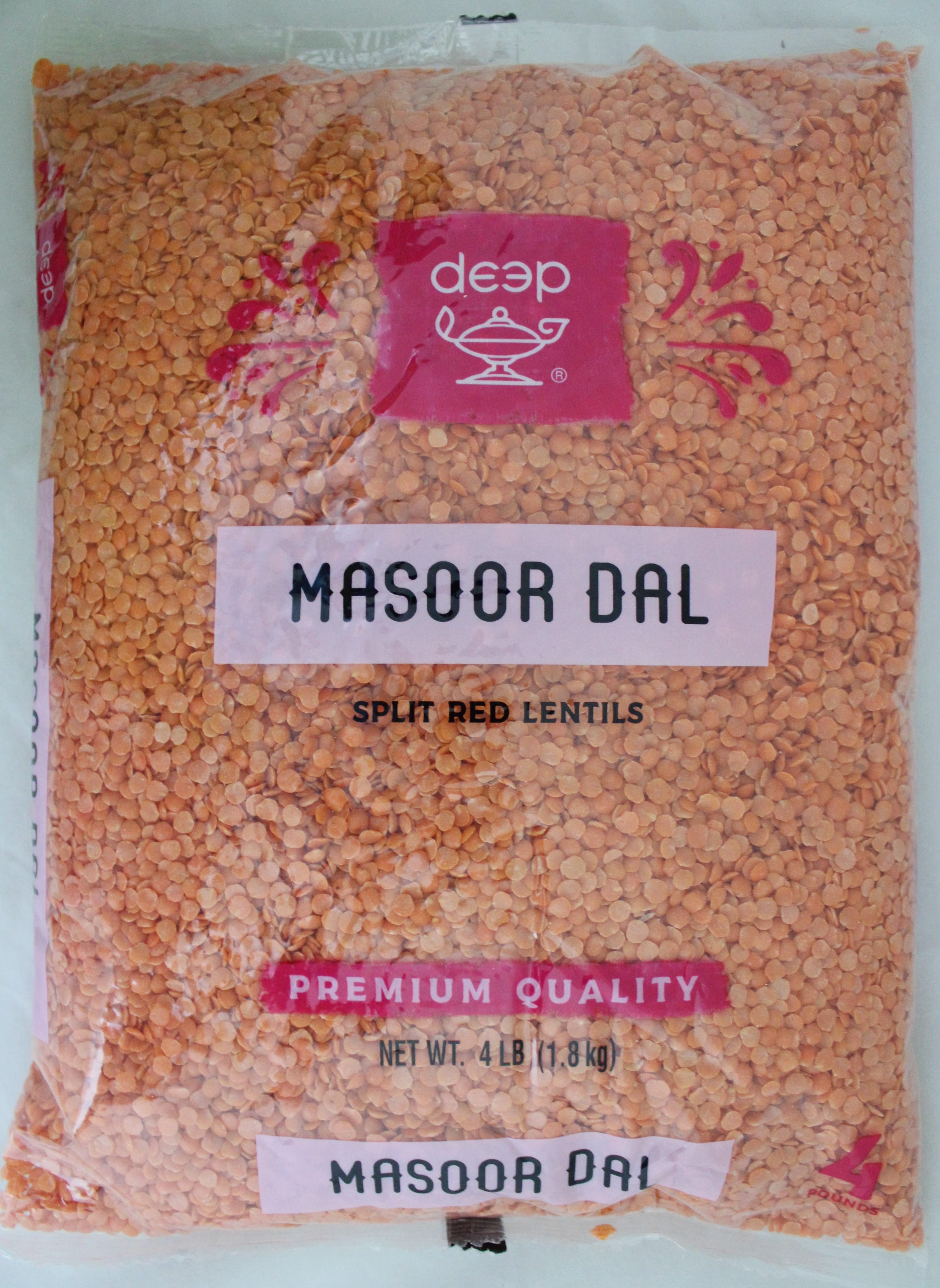 Masoor Dal 4lb