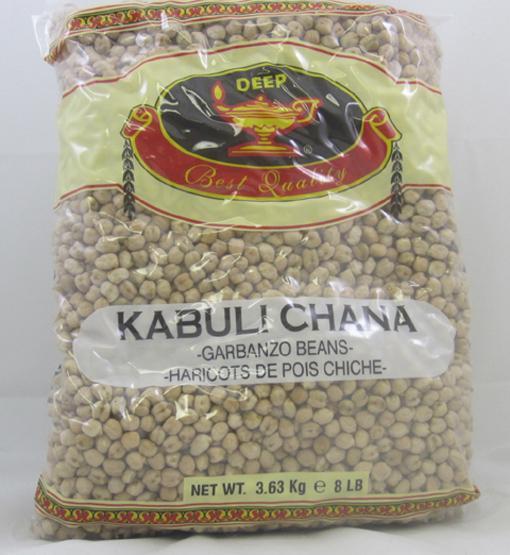 Kabuli Chana 8Lb