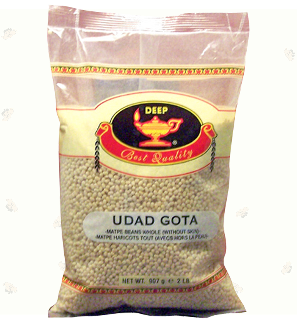 Udad Whole Skinless (Gota) 2 lbs