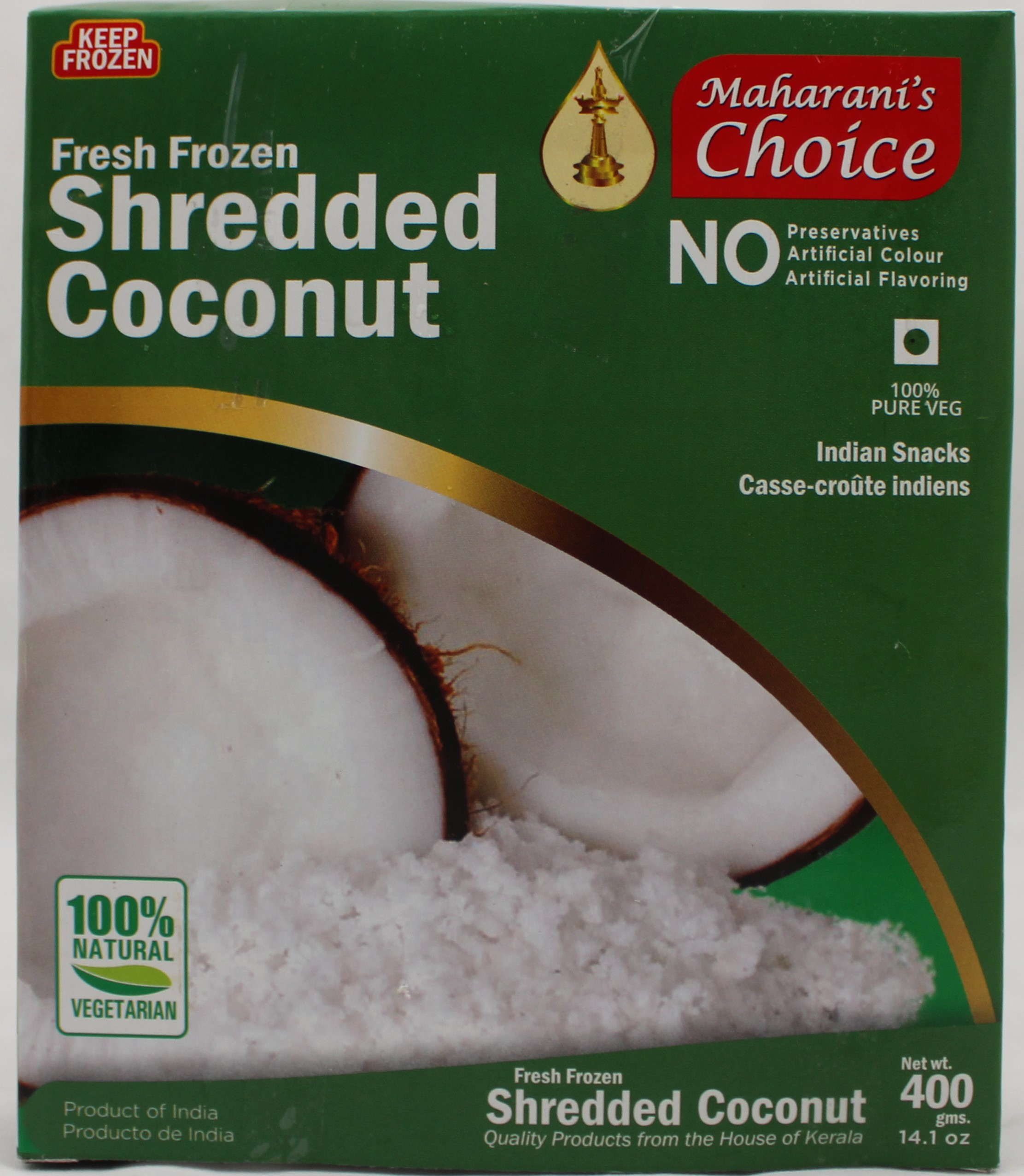 Grated Coconut 14.1oz