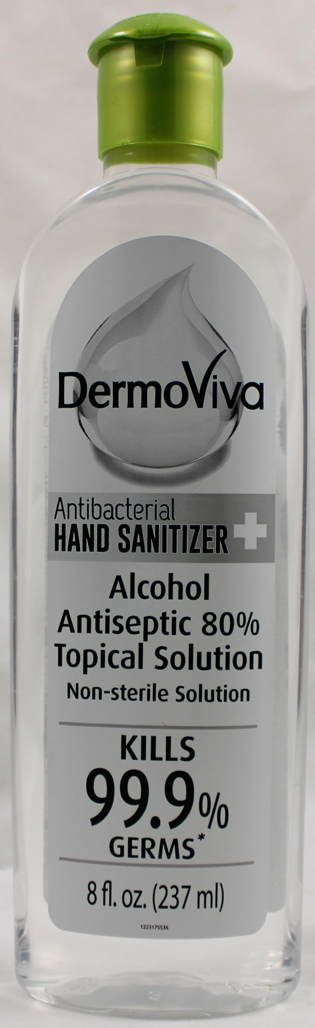 Antibacterial Hand Sanitizer 8Floz