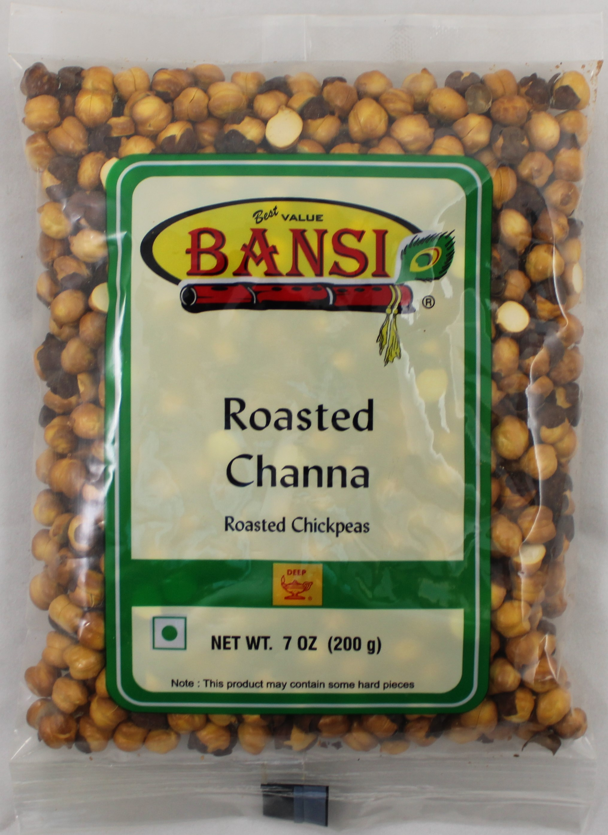Roasted Channa 7 oz.