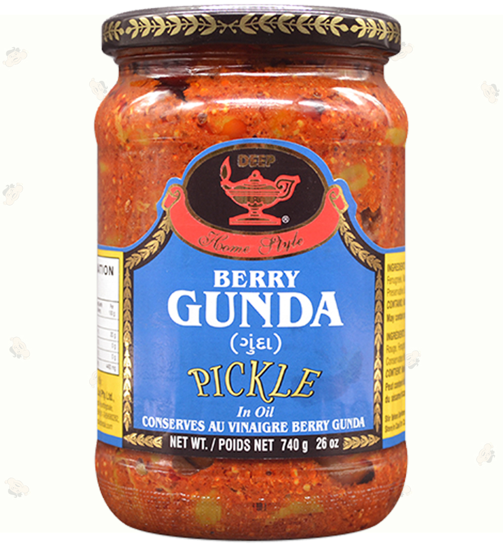 Berry Gunda Pkle 25.4oz.