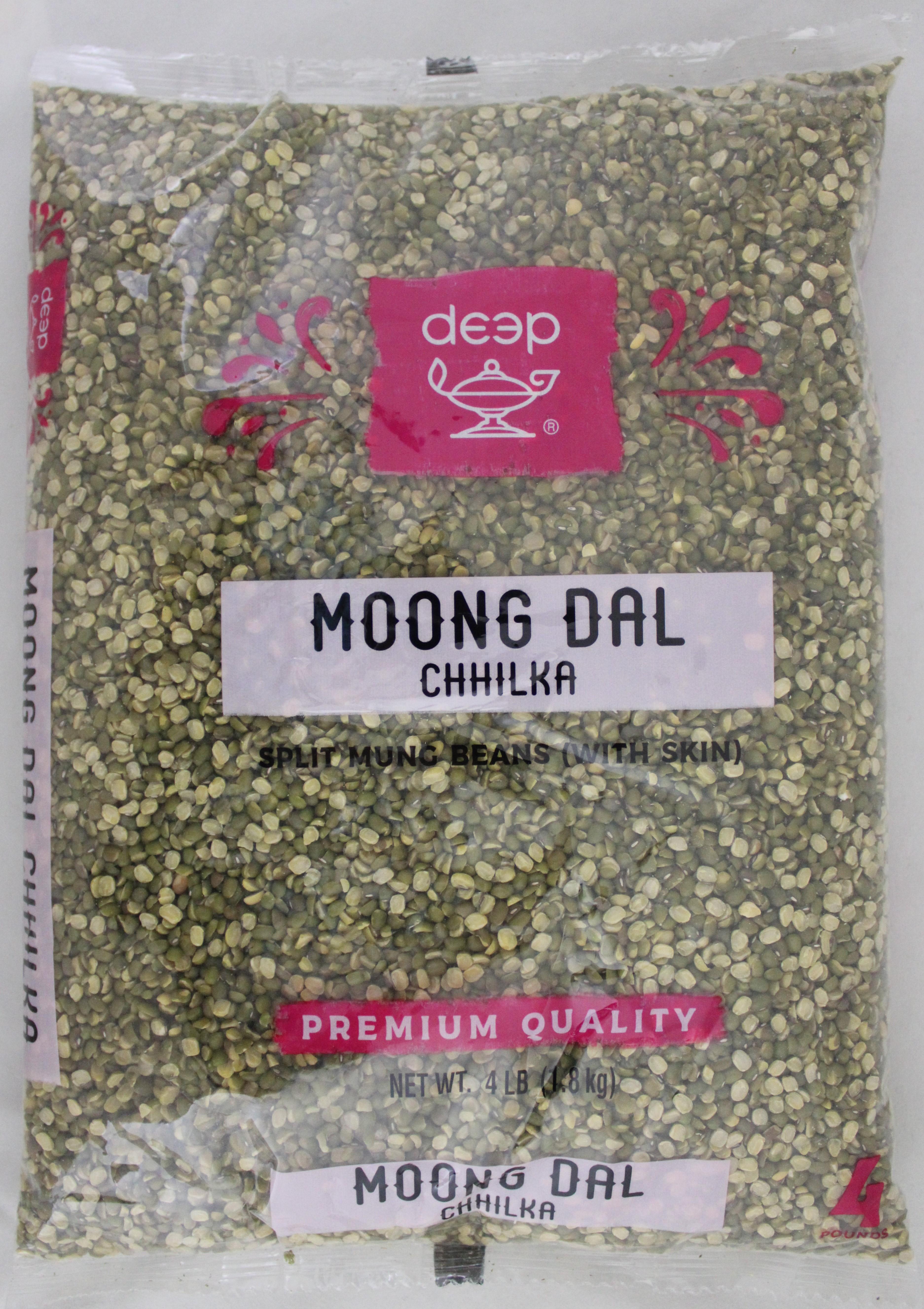 Moong Dal Chilka 4 lb