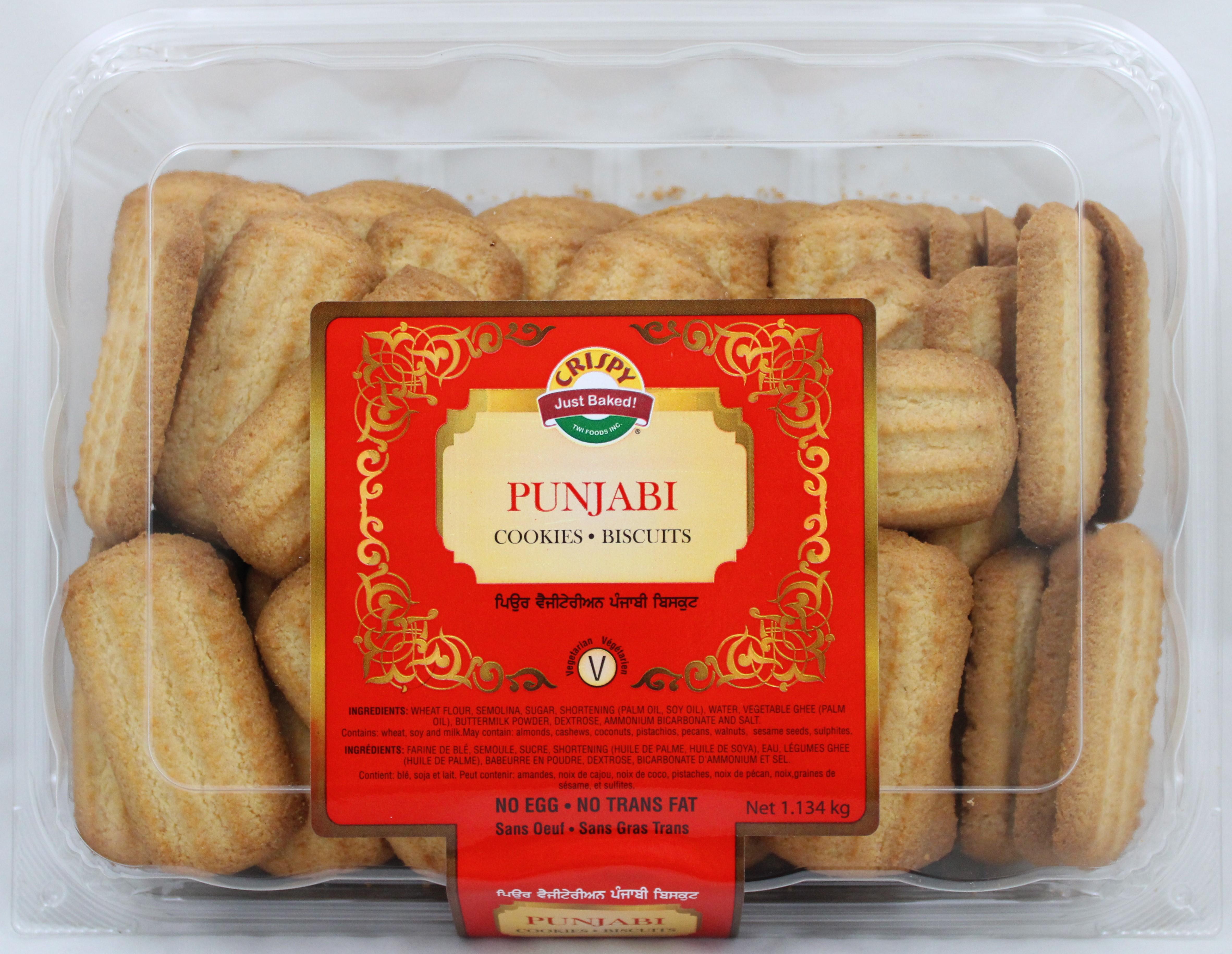 Punjabi Cookies 2.5Lb