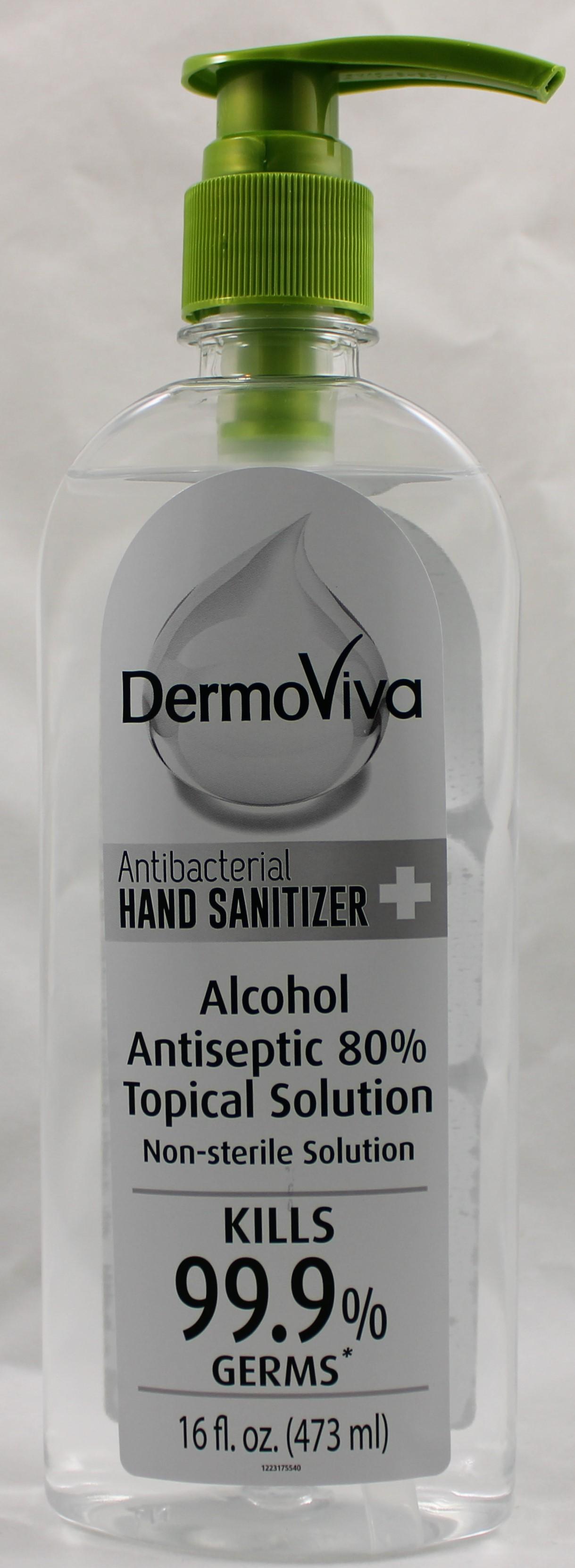 Antibacterial Hand Sanitizer 16Floz