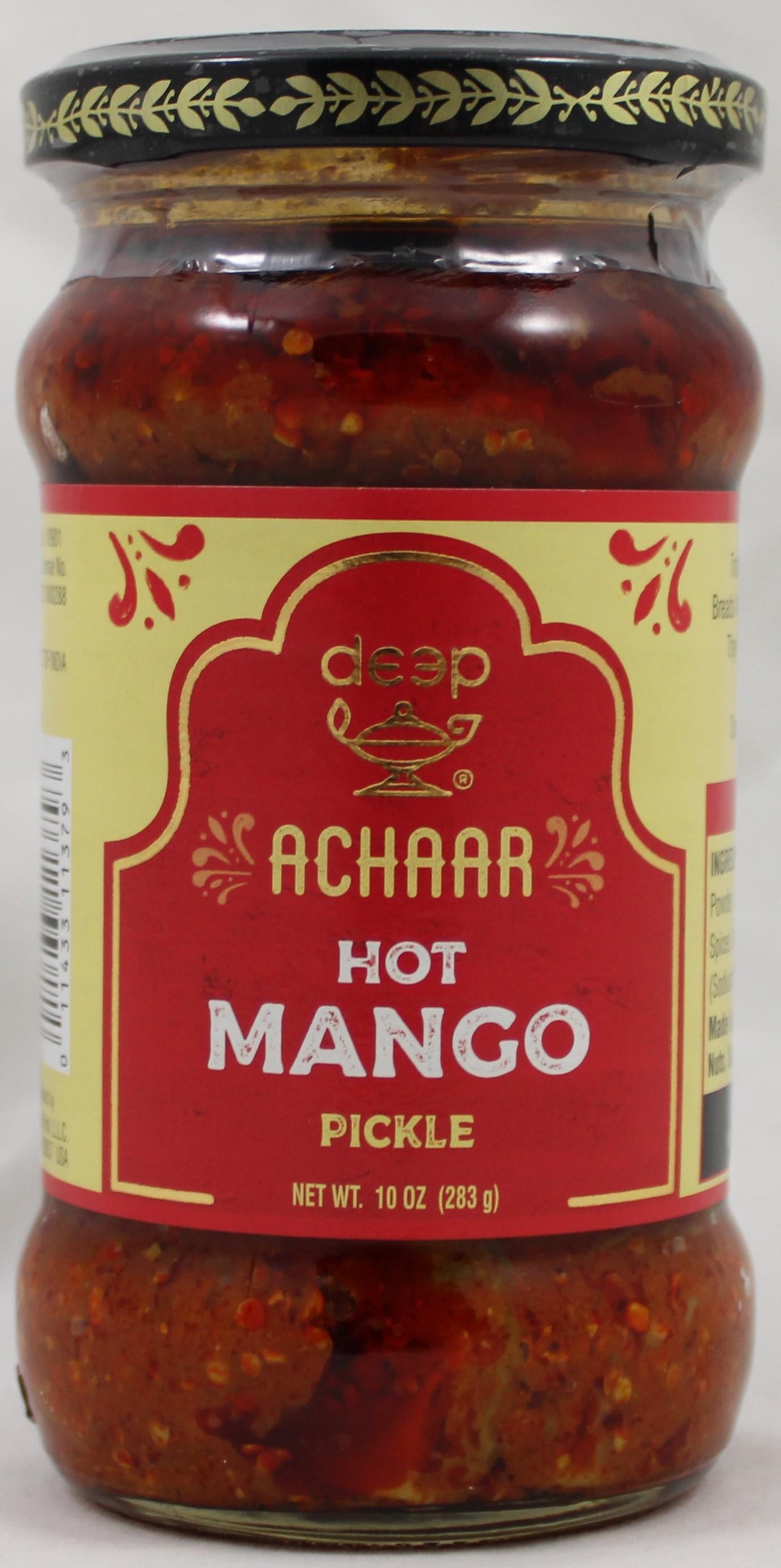 Hot Mango Pickle 10oz