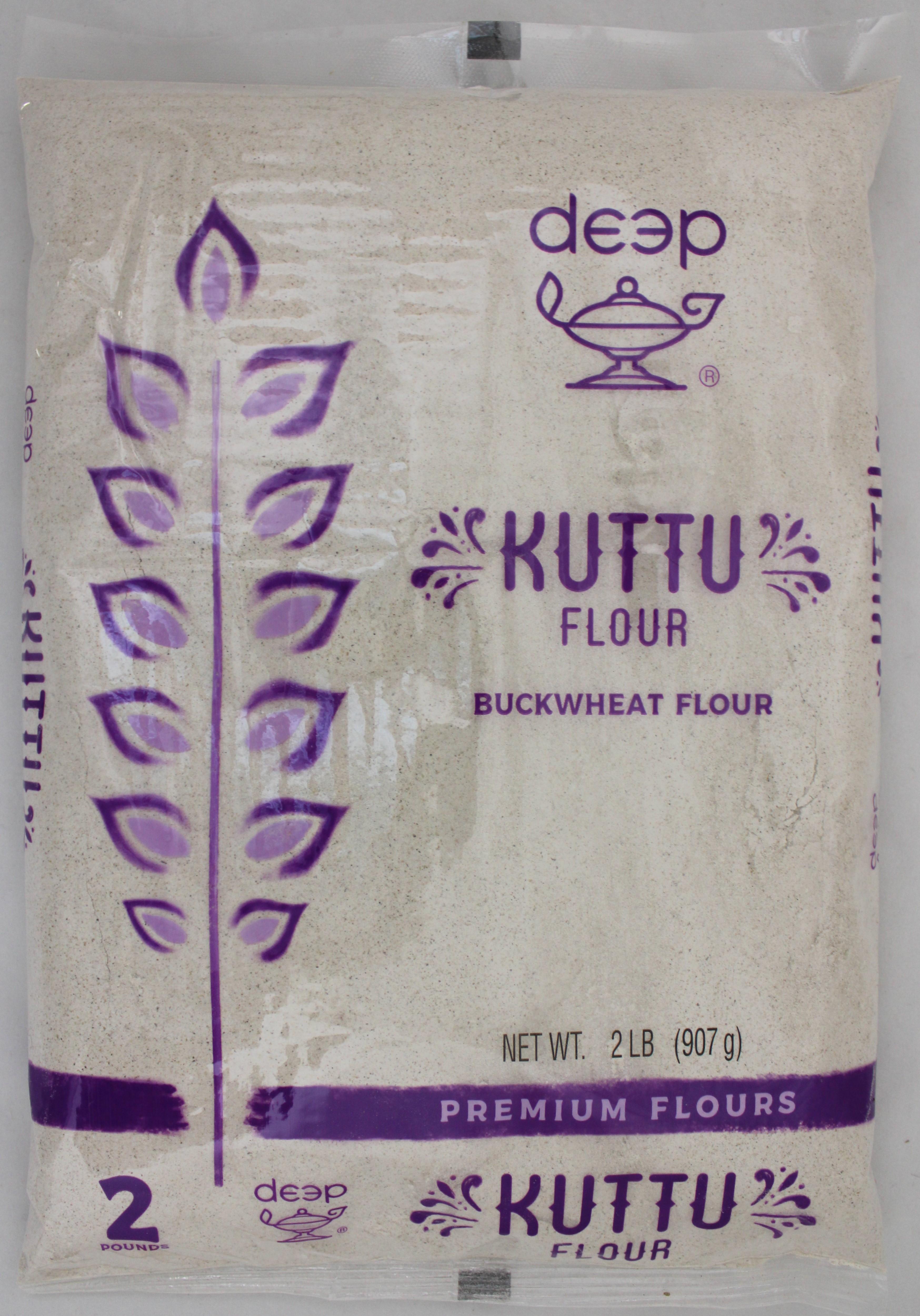 Kuttu Flour 2lb