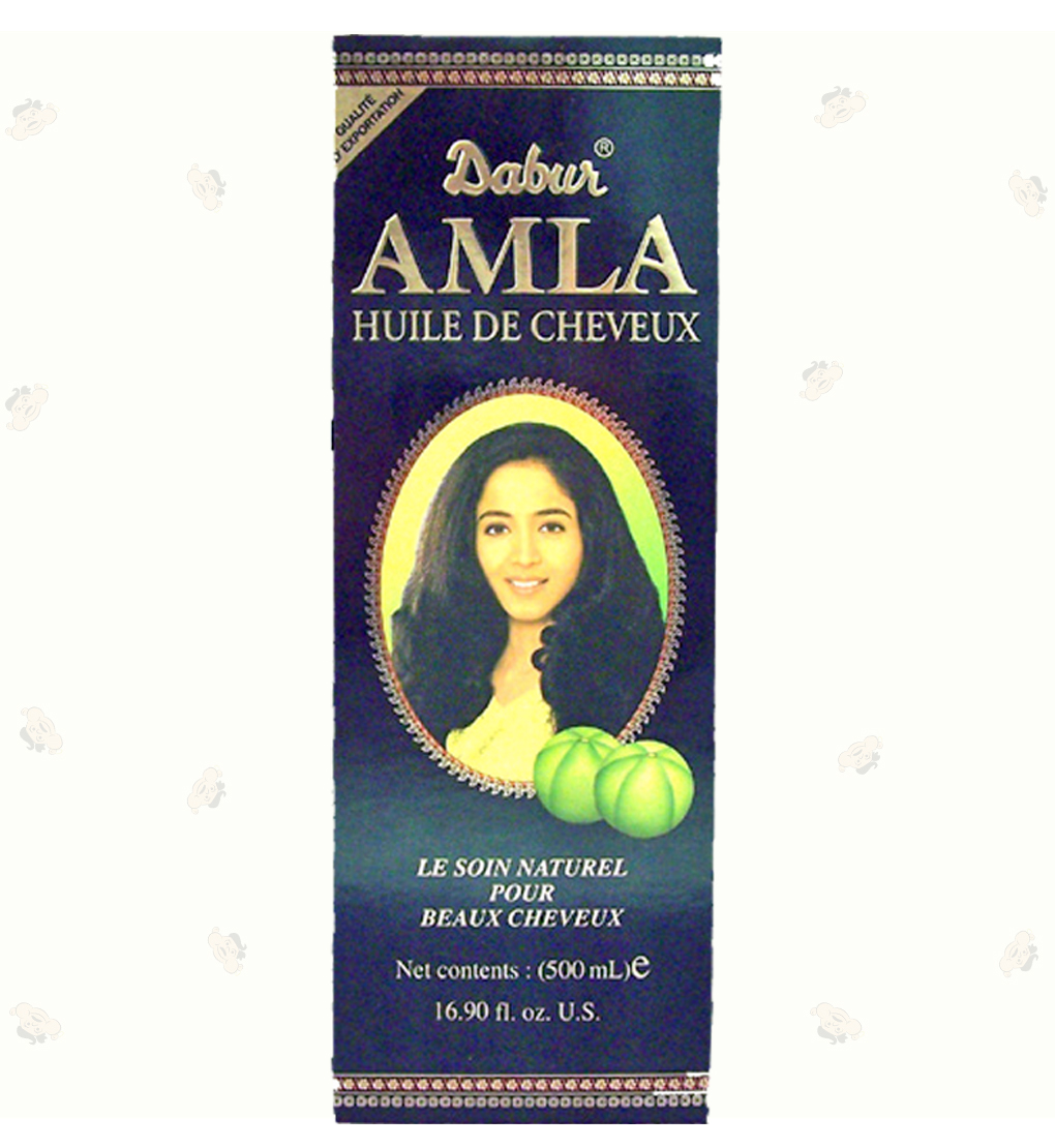Amla hair oil 17.5oz
