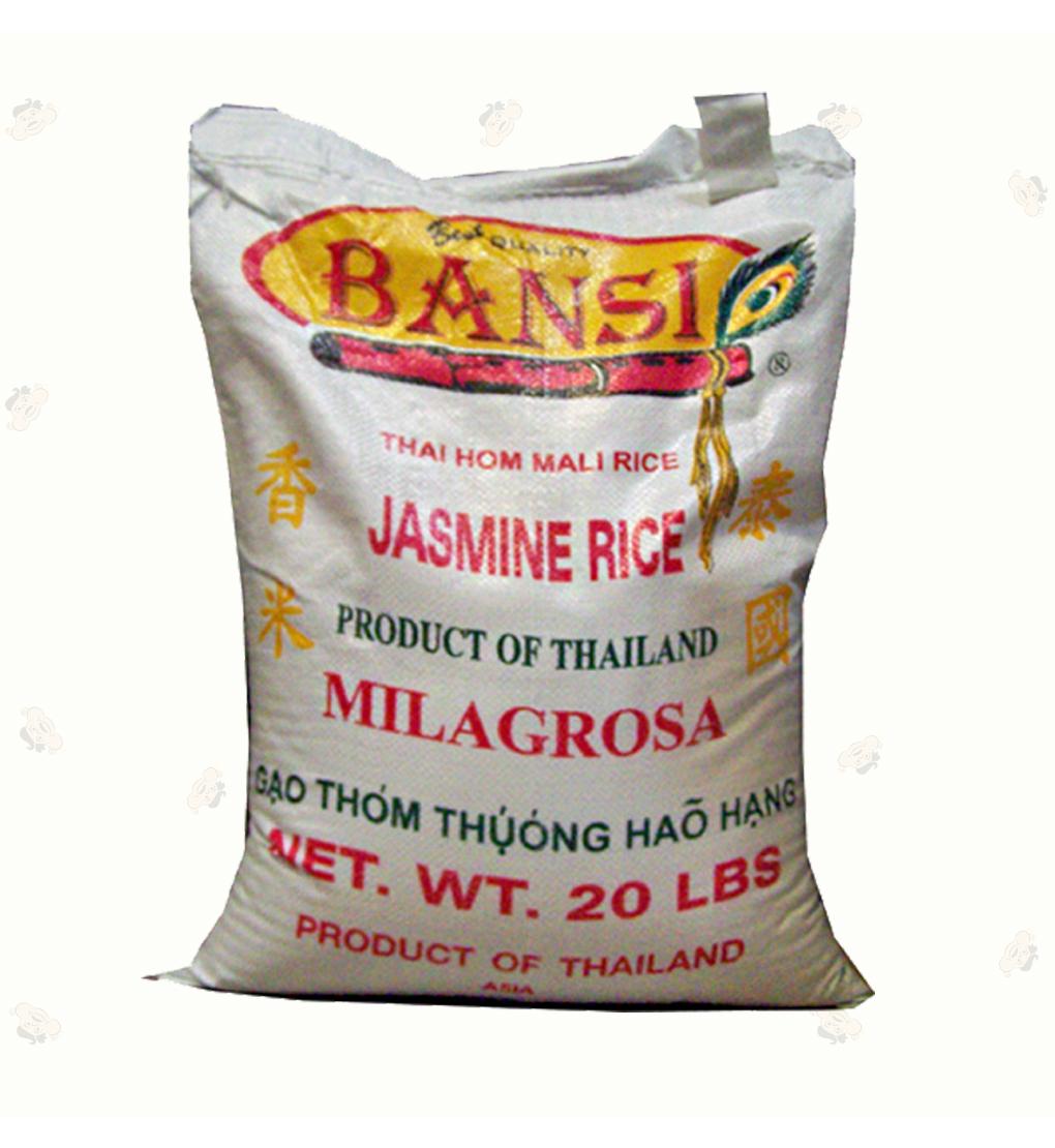 Jasmine Rice 20lb
