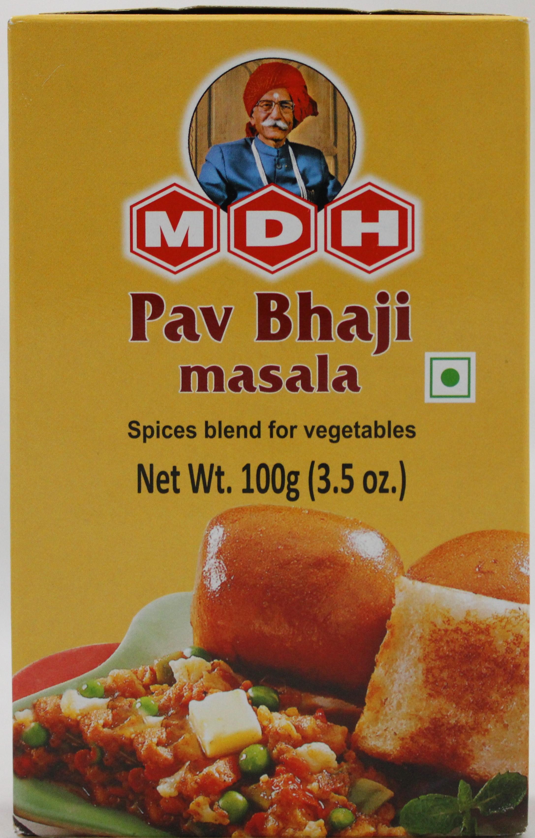 Pau Bhaji Masala 3.5 oz.