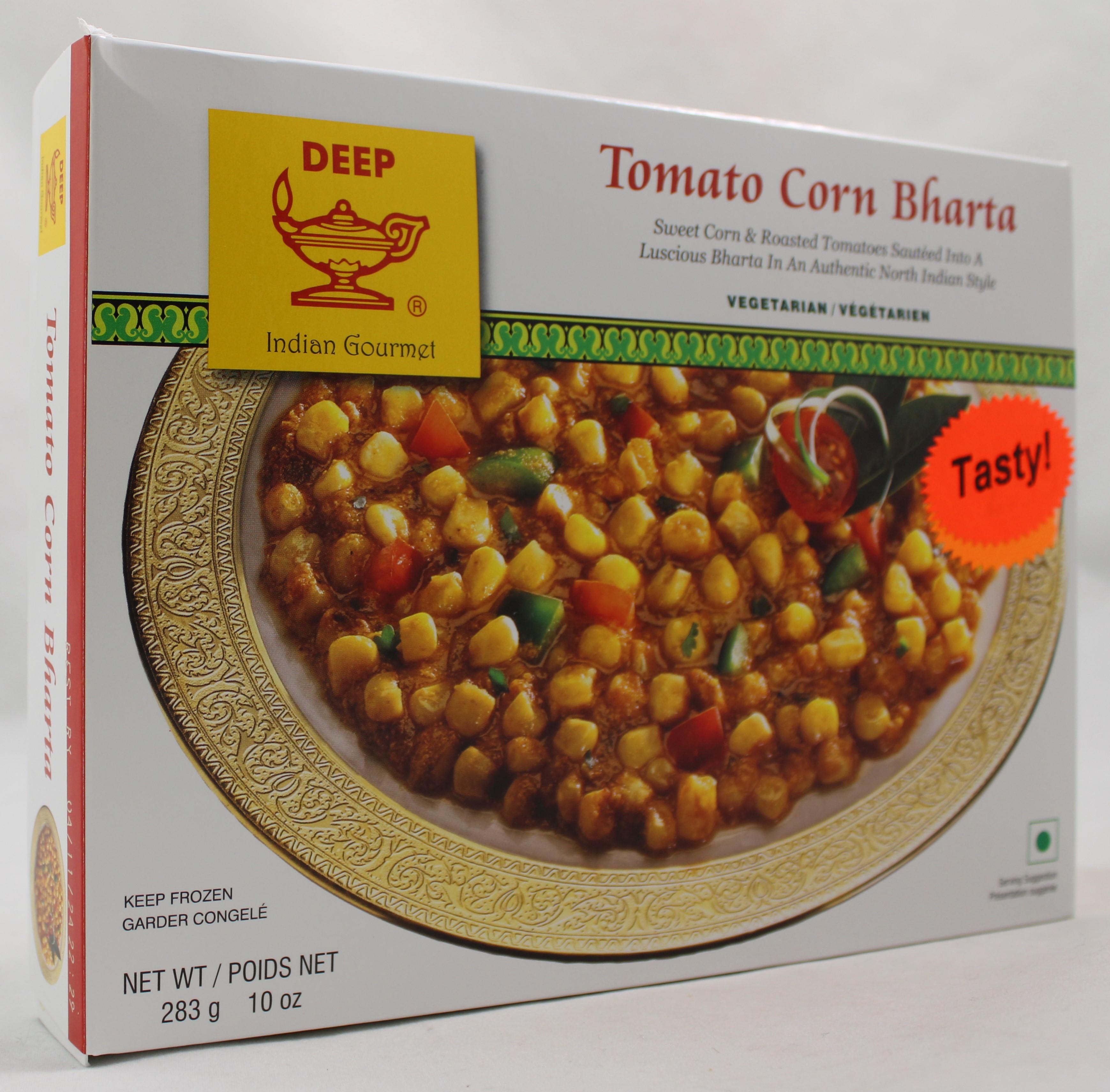 Tomato Corn Bharta 10oz.