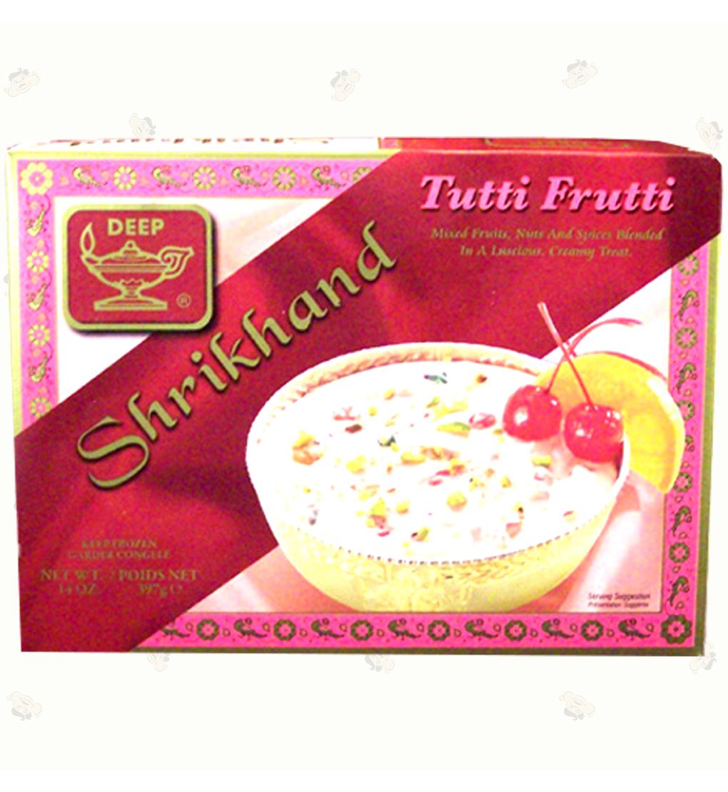 Tutti Frutti Shrikhand 14.1oz