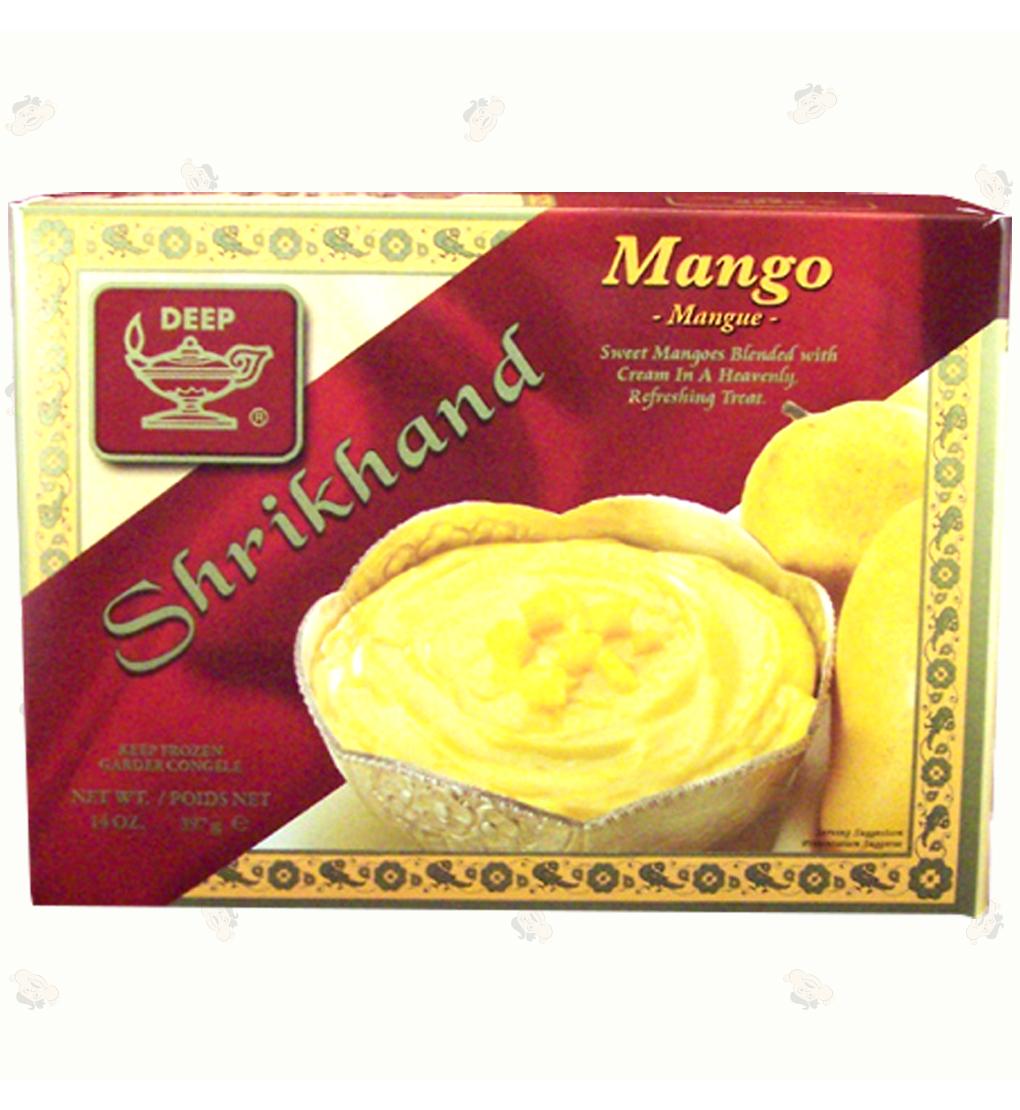 Mango Shrikhand 14.1oz