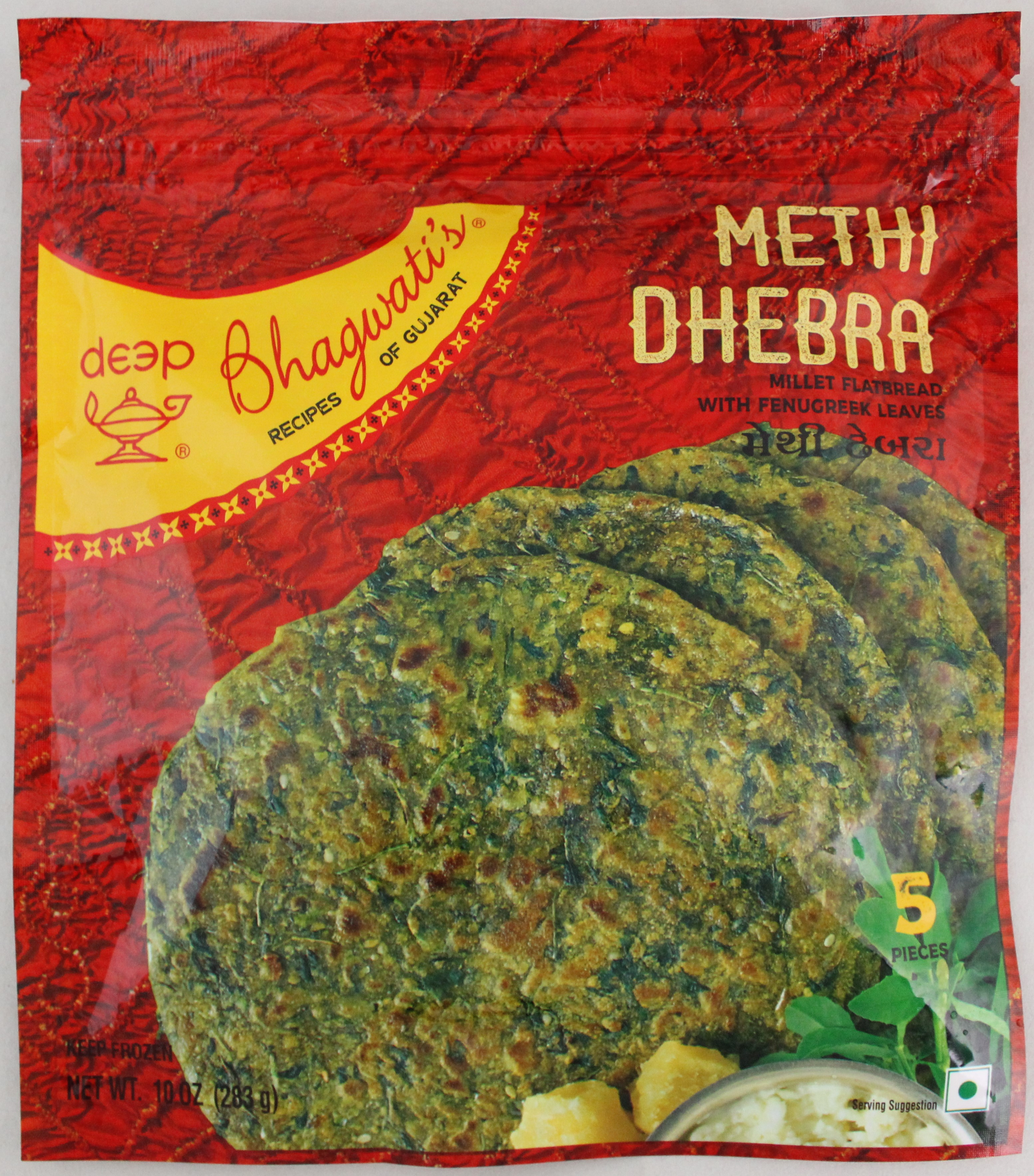 Methi Dhebra 5p-10oz