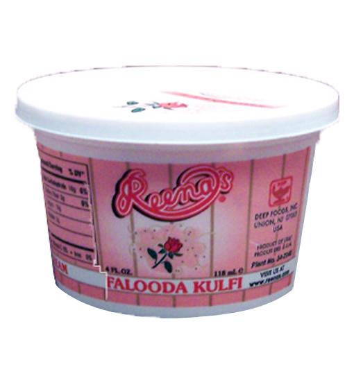 Cup Falooda Kulfi Ice Cream