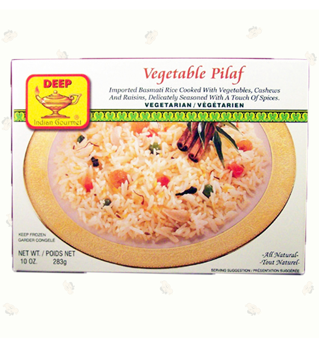 Indian Grocery -  Veg Pilaf 10 oz.