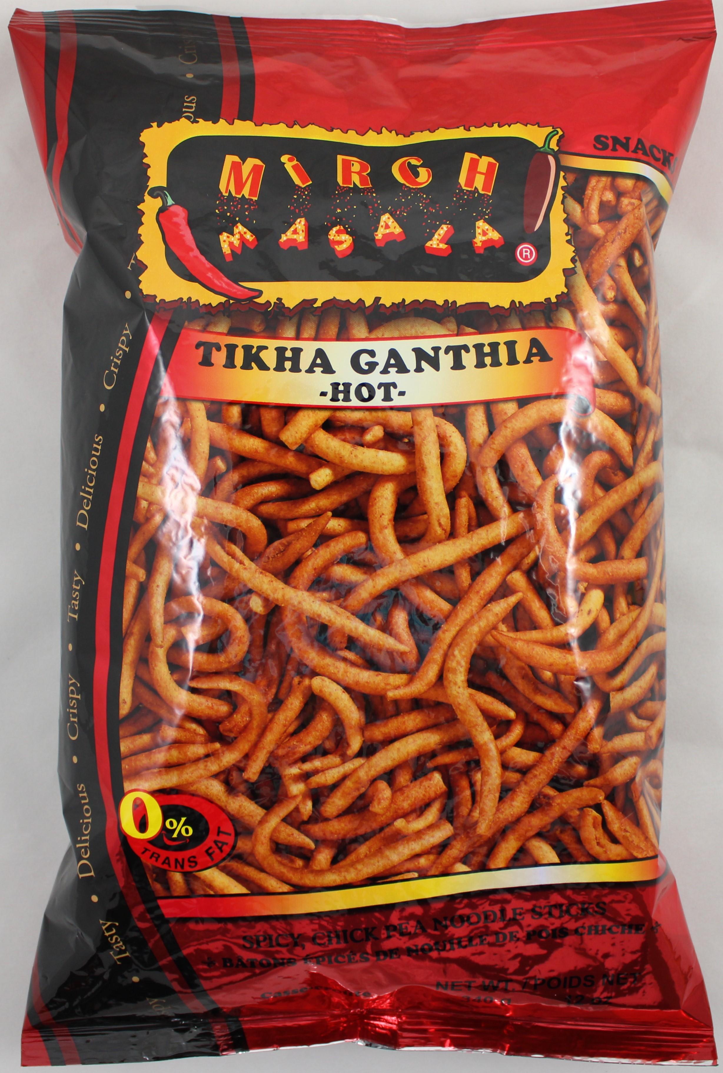 Tikha Ganthia Hot 12 oz