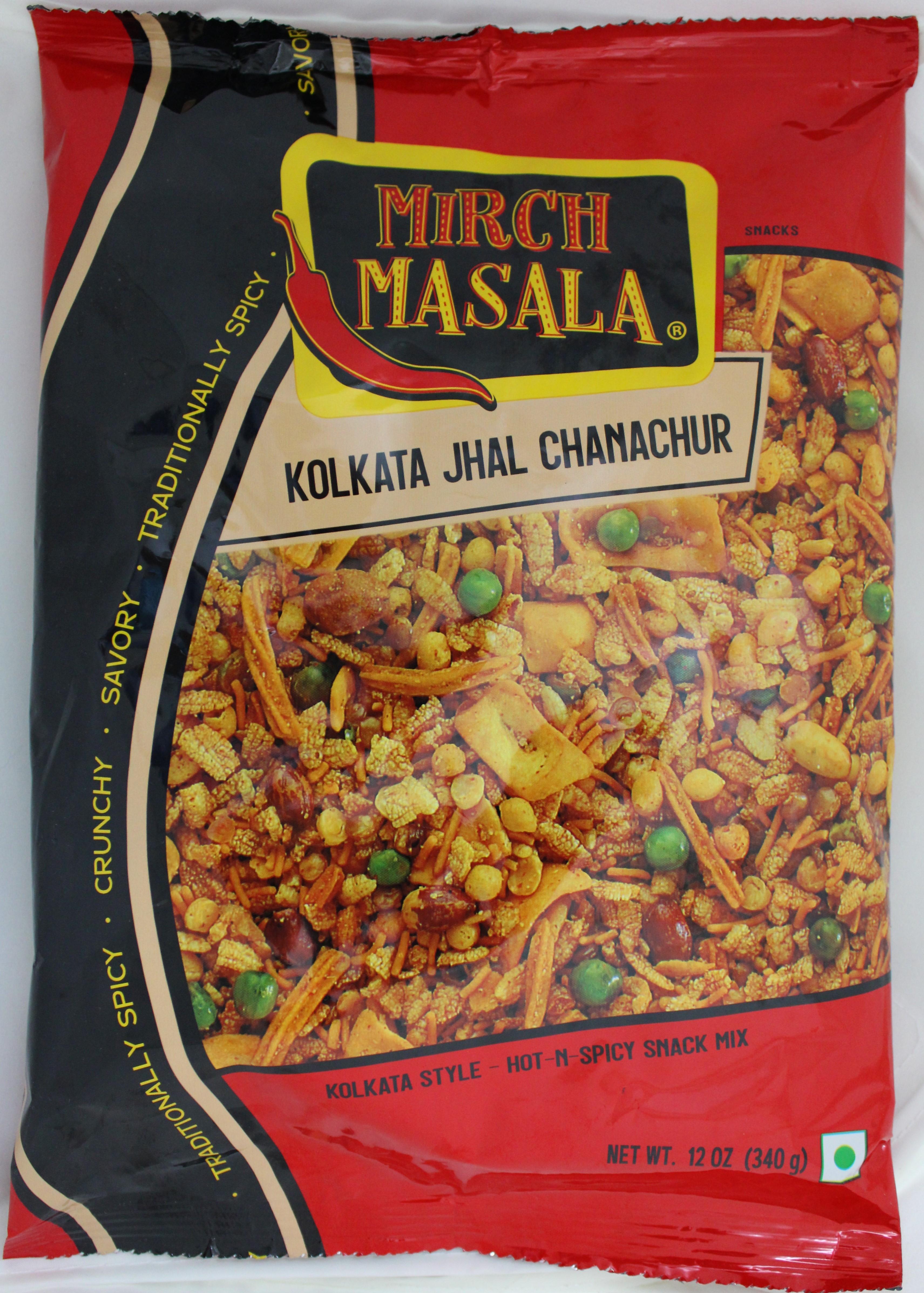 Kolkata Jhal ChanaChur 12Oz