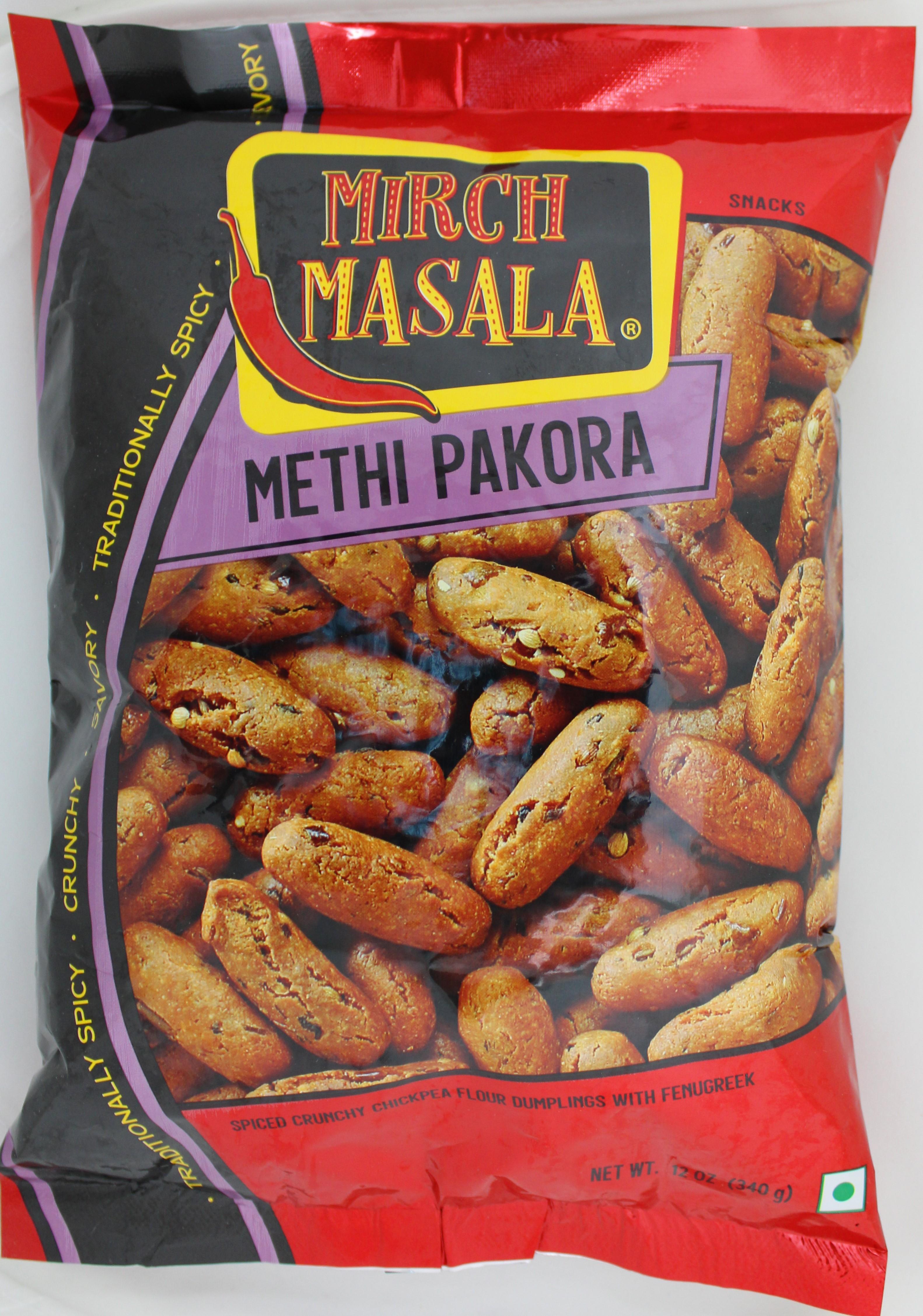 Methi Pakora 12oz