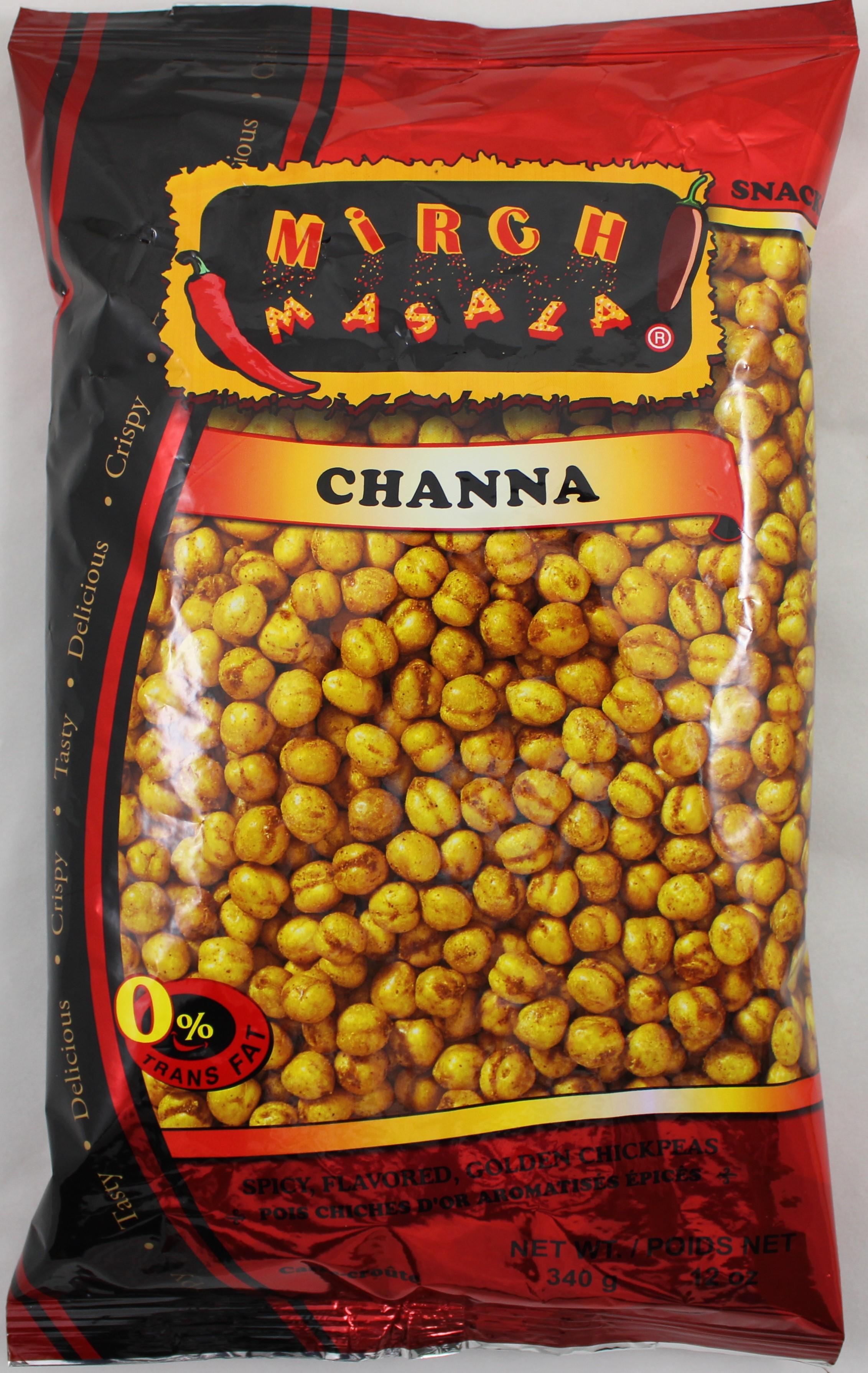 Chana- MM 12 oz.