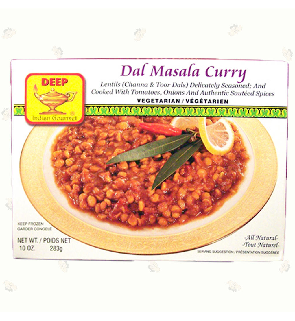 Indian Grocery - Dal Masala 10 oz.