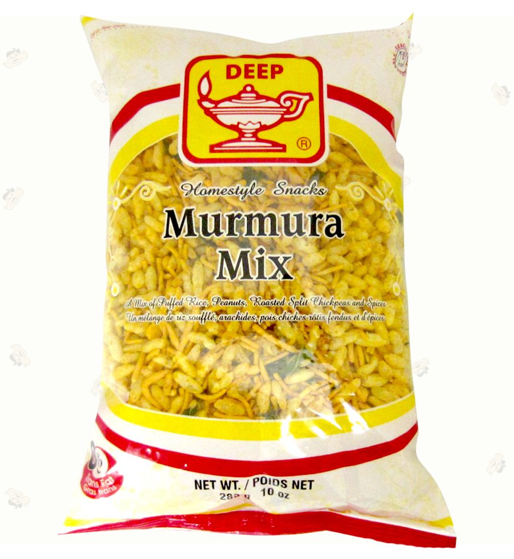 Indian Grocery - Murmura Mix 10 oz.