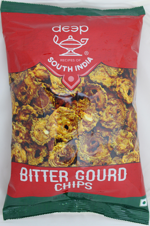 Bitter Gourd Chips 7oz