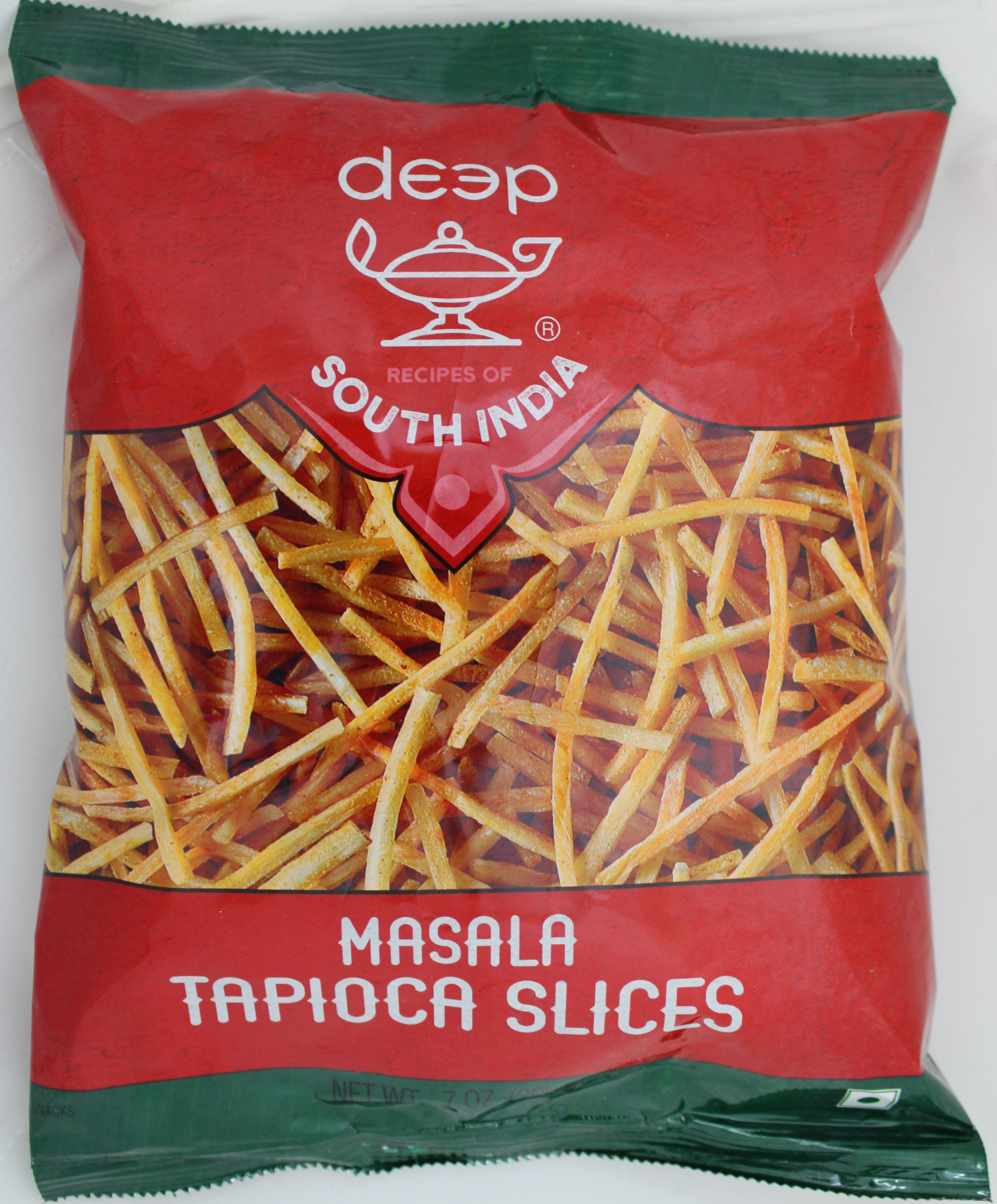 Tapioca Slices Masala 7 Oz.