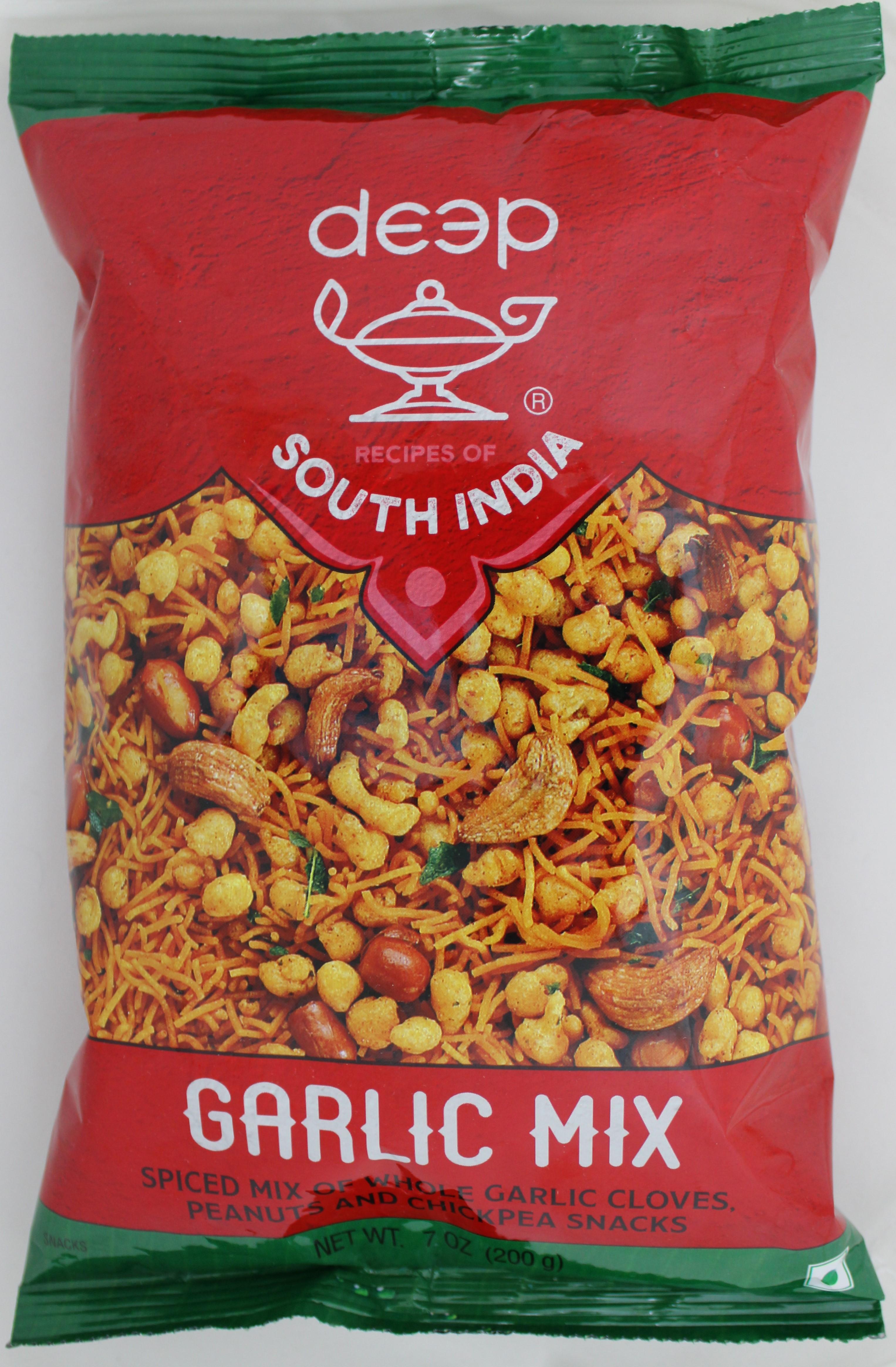 Garlic Mix 7 Oz