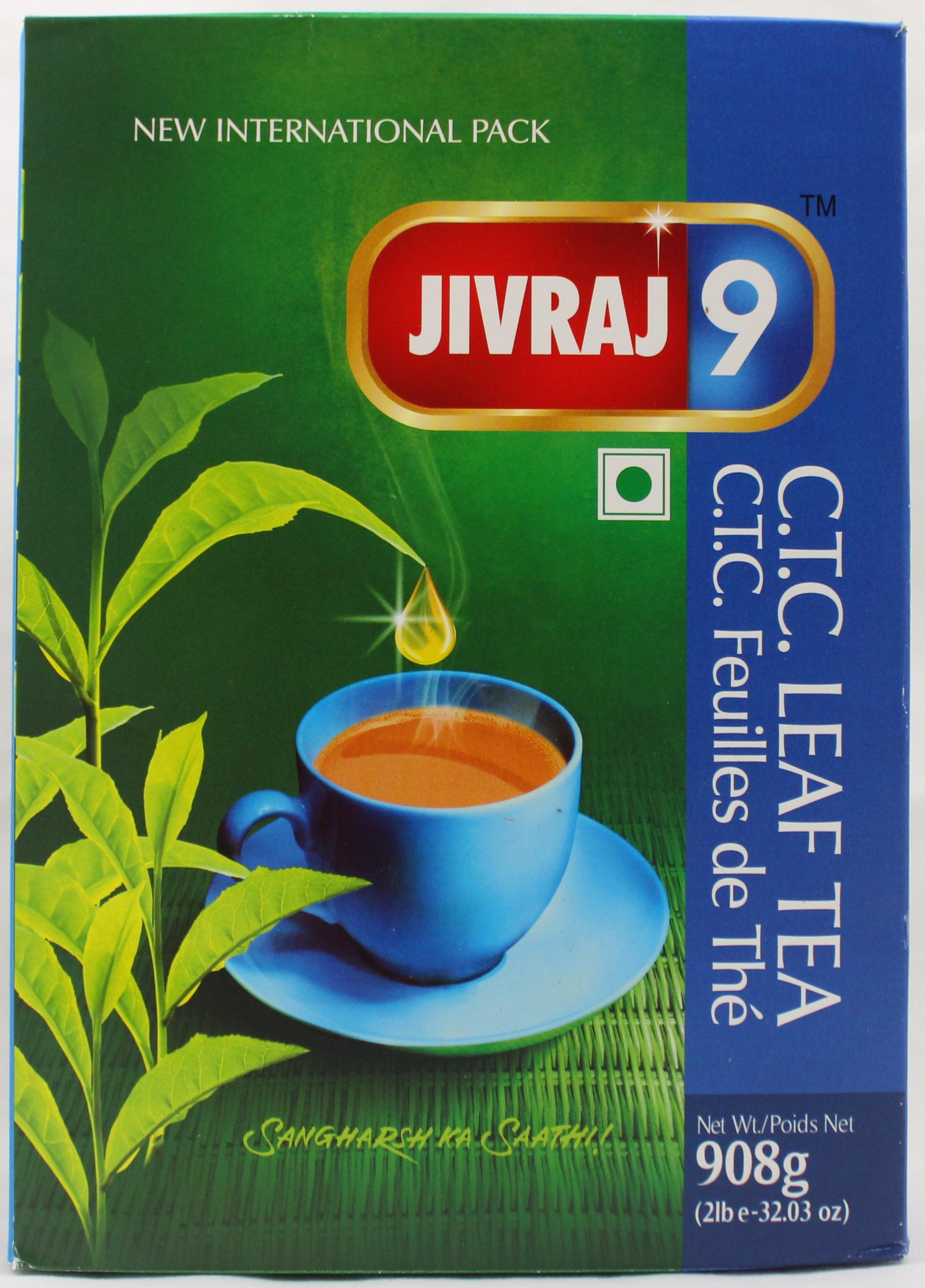 Jivaraj Tea 2Lb