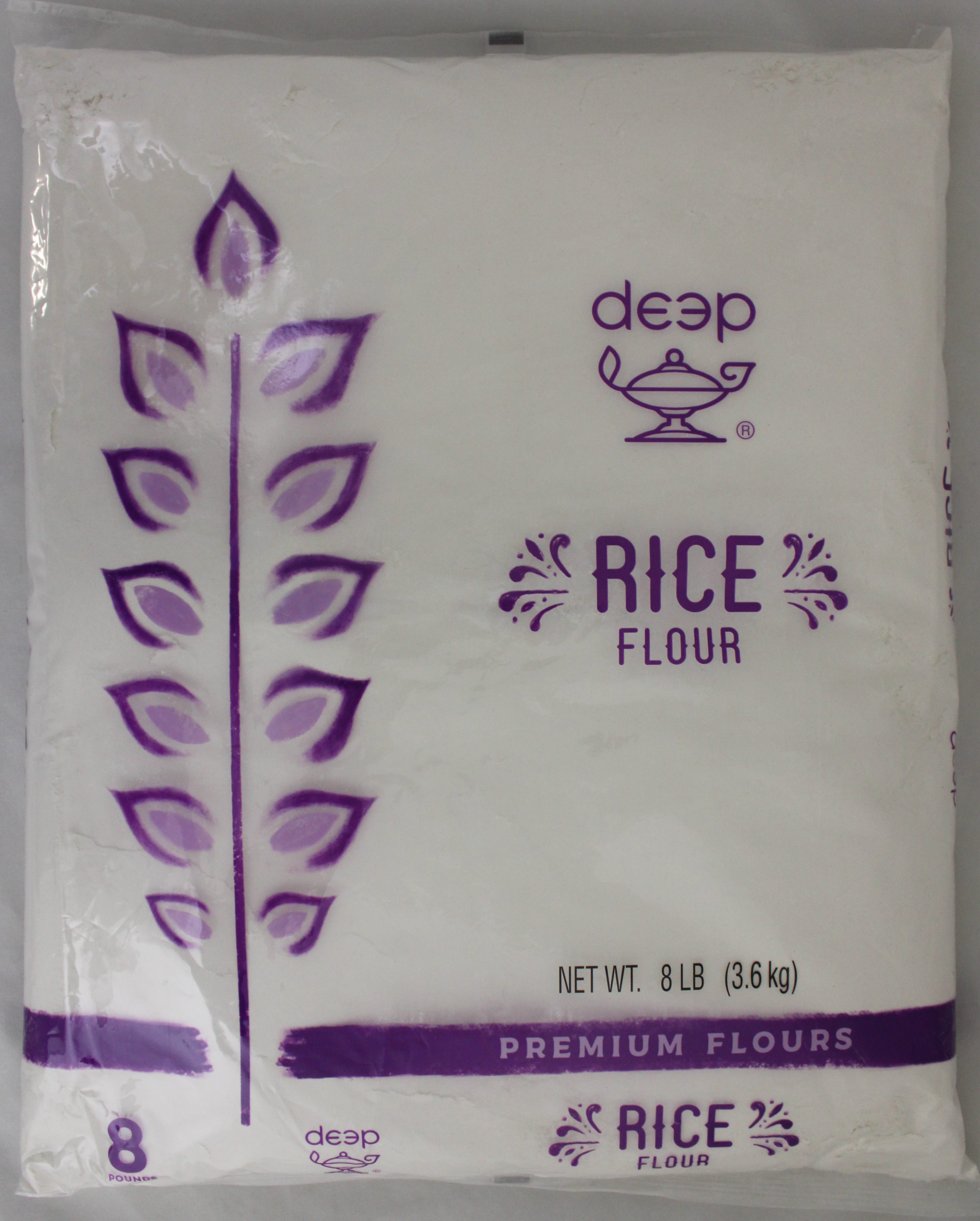 Indian Grocery - Rice Flour 8lb