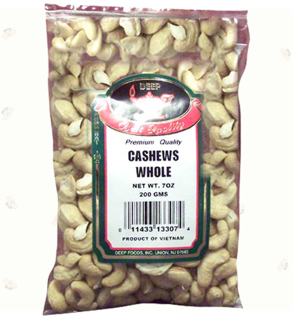 Cashew Whole 7oz