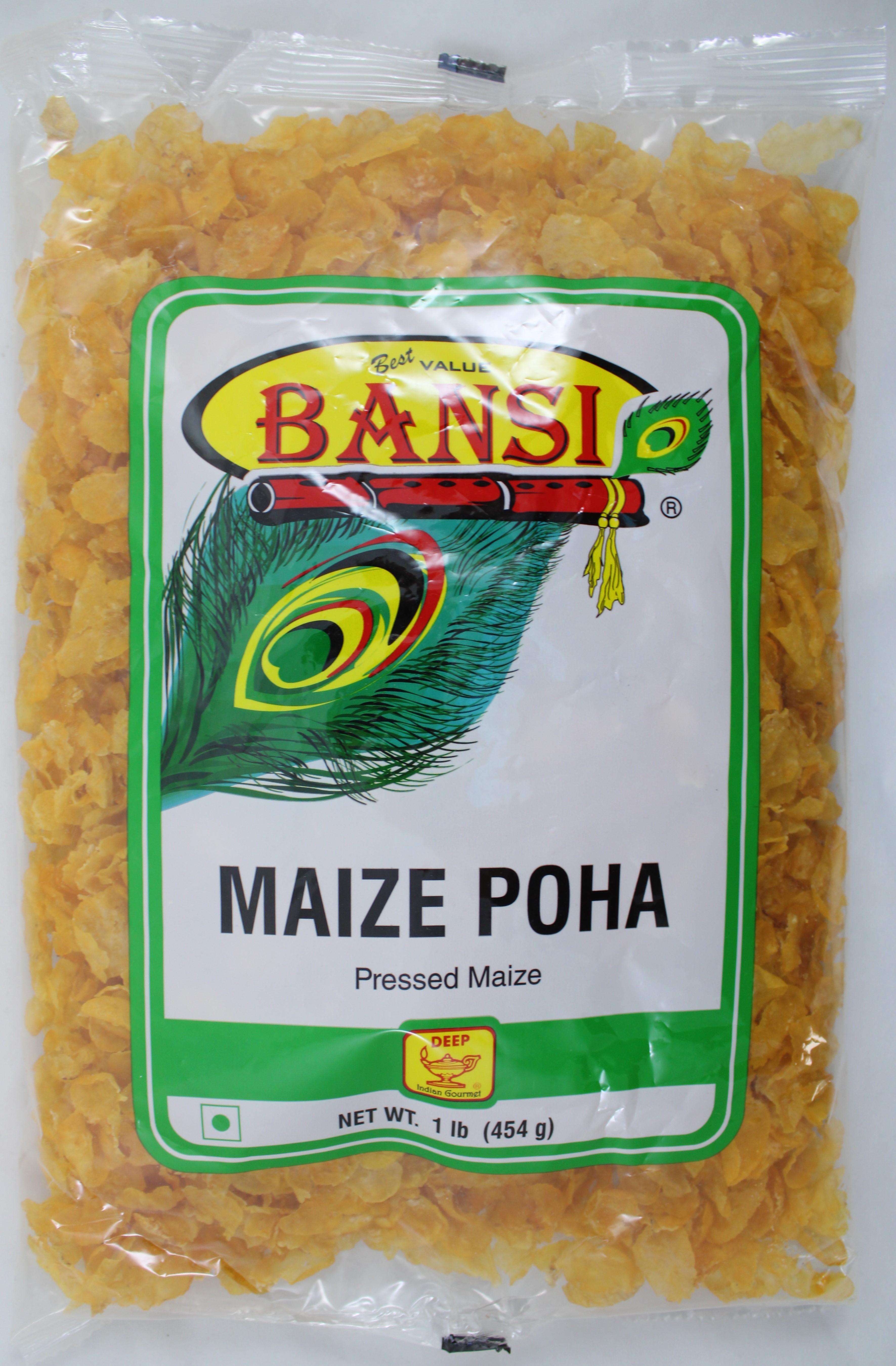 Maize Poha 1Lb