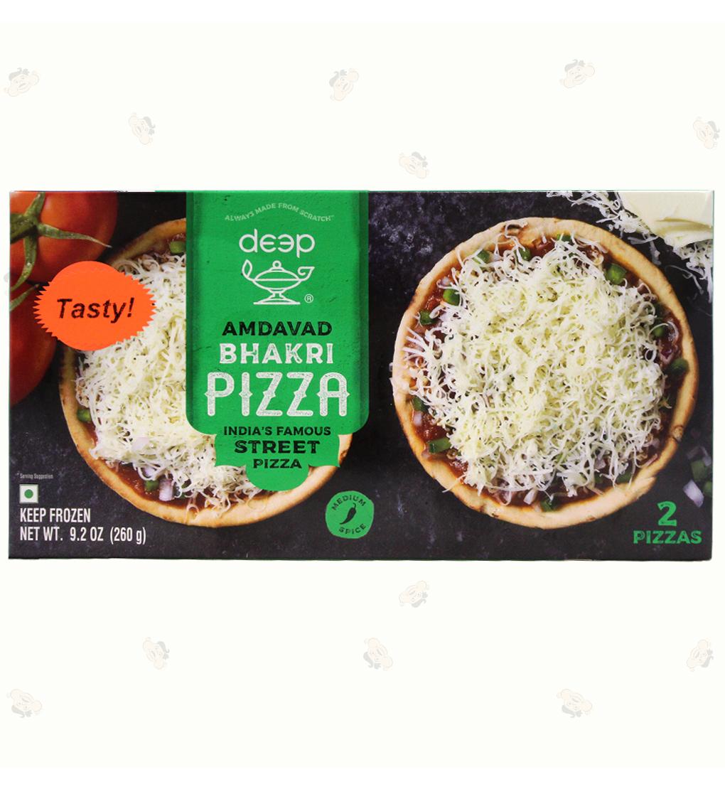 Amdavad Bhakri Pizza 9.2Oz