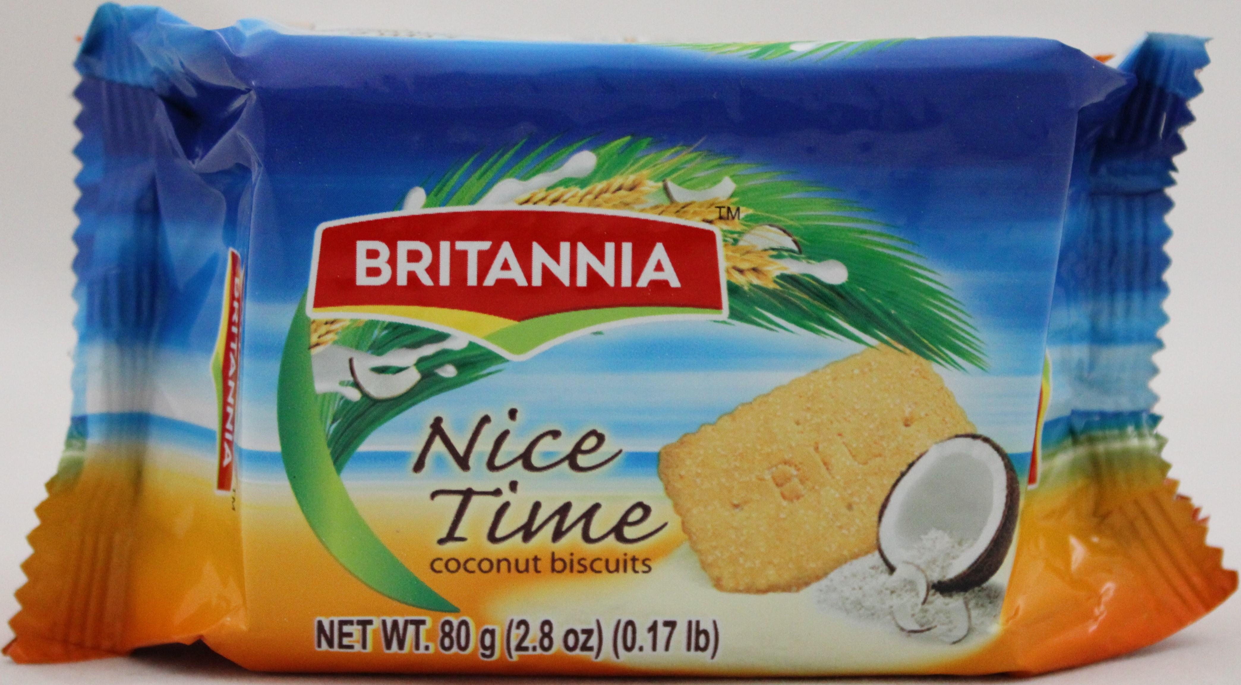 Nice Time 2.8 oz