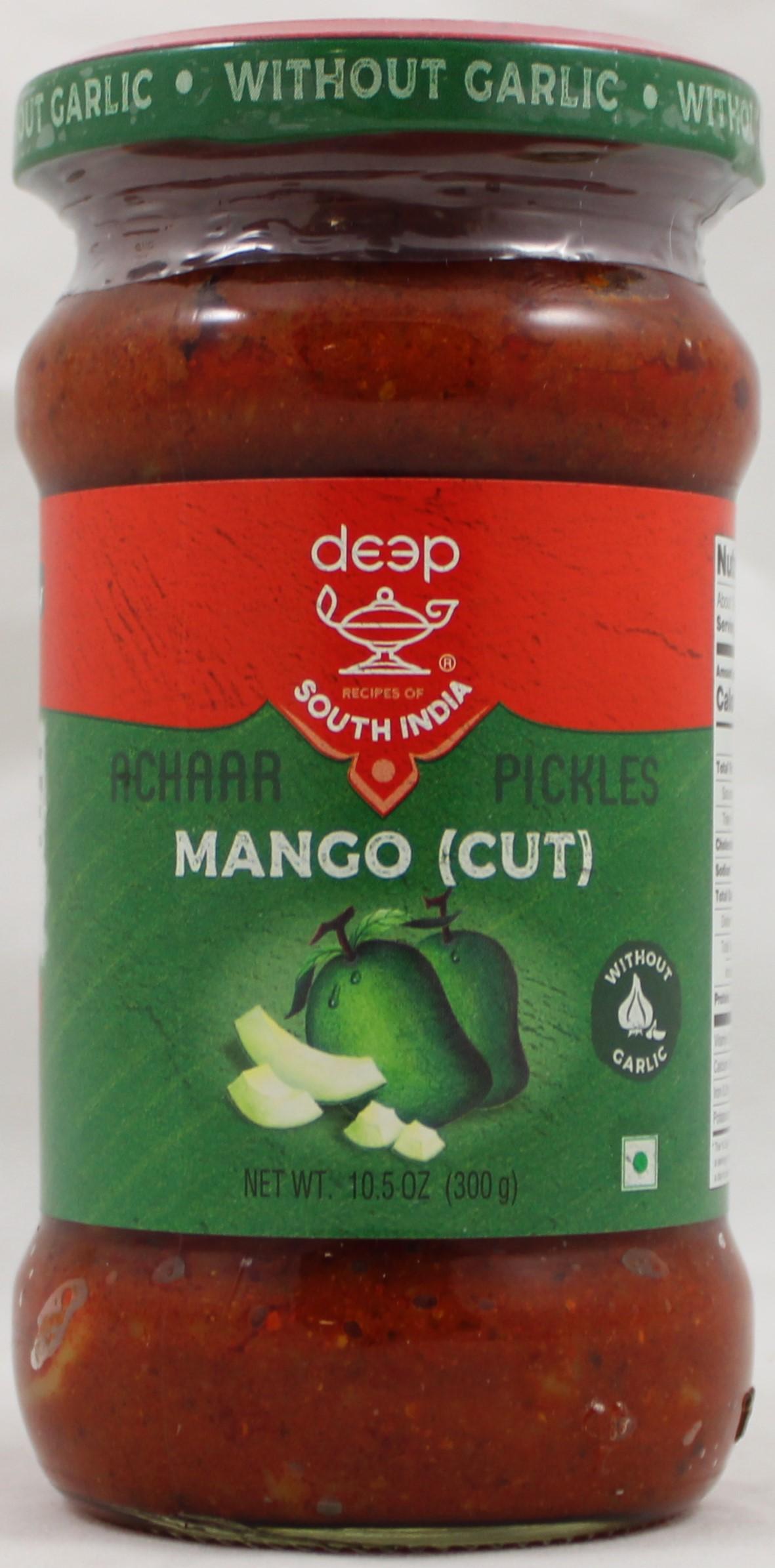 MangoCutPicklew/oGarlic 10.6oz