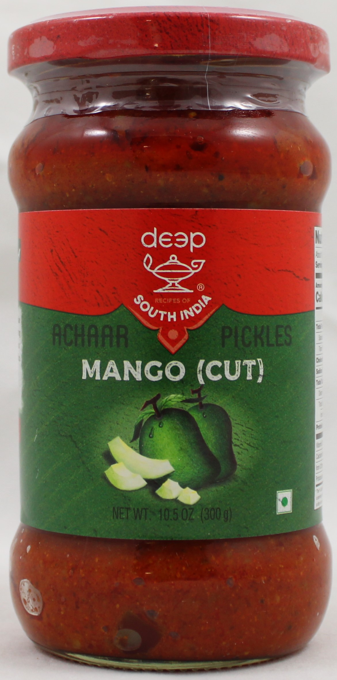 Mango Cut Pickle 10.5oz