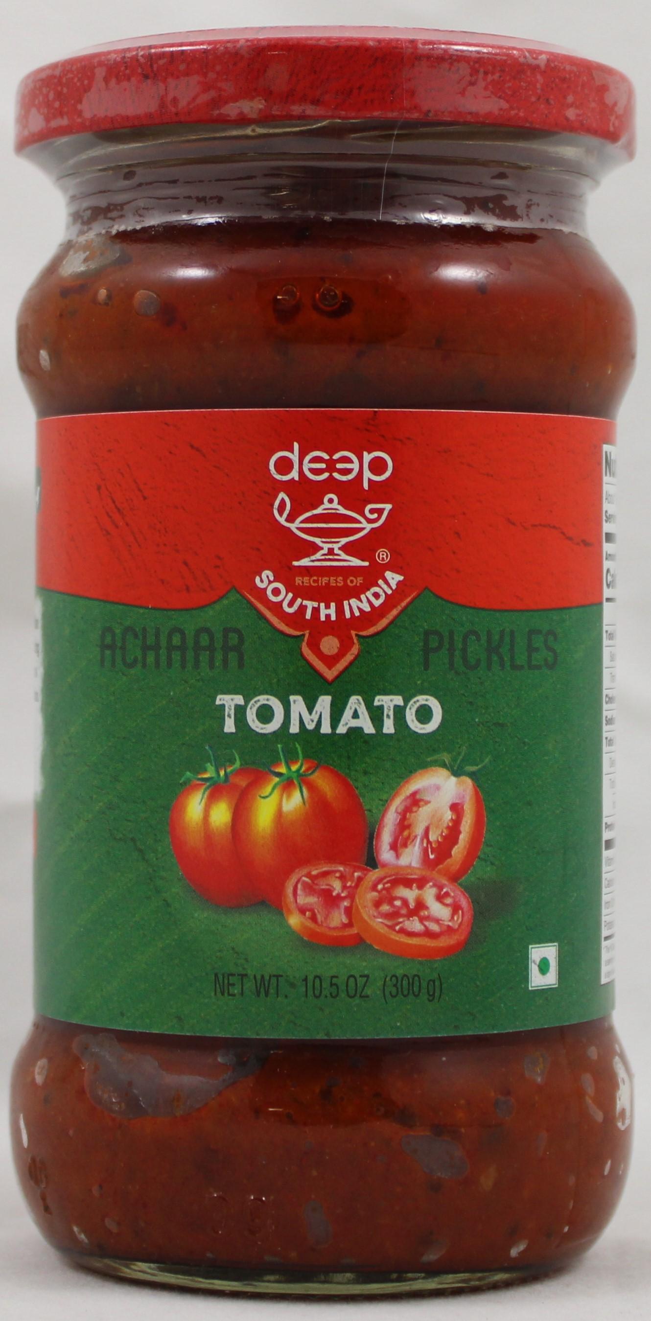Tomato Pickle 10.5oz.