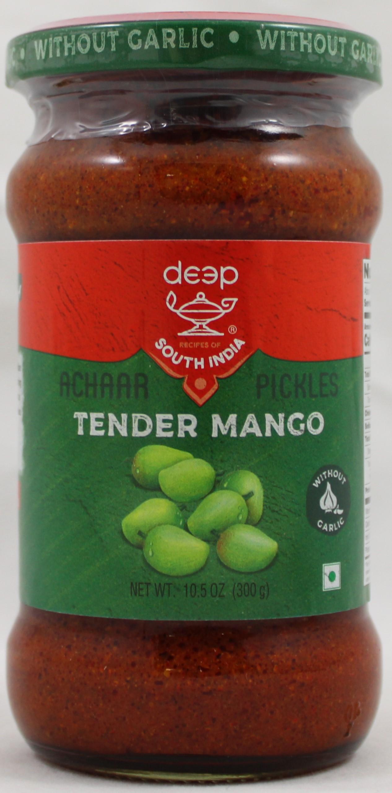 Tender Mango Piklw/o Garlic10.5oz
