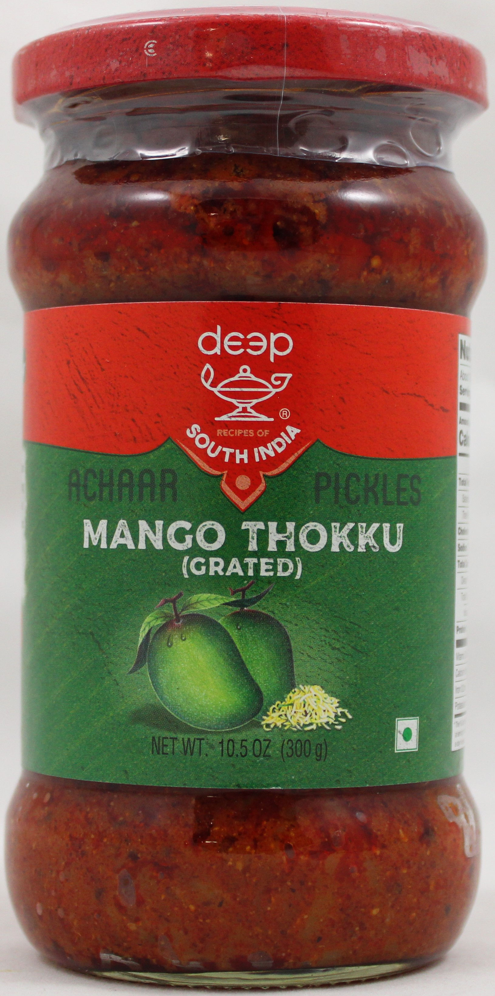 Mango Thokku Pickle10.5oz.
