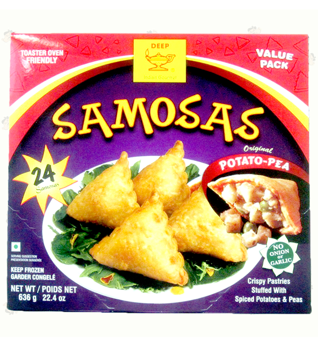 24 Vegetable Party Samosa 22.4oz.