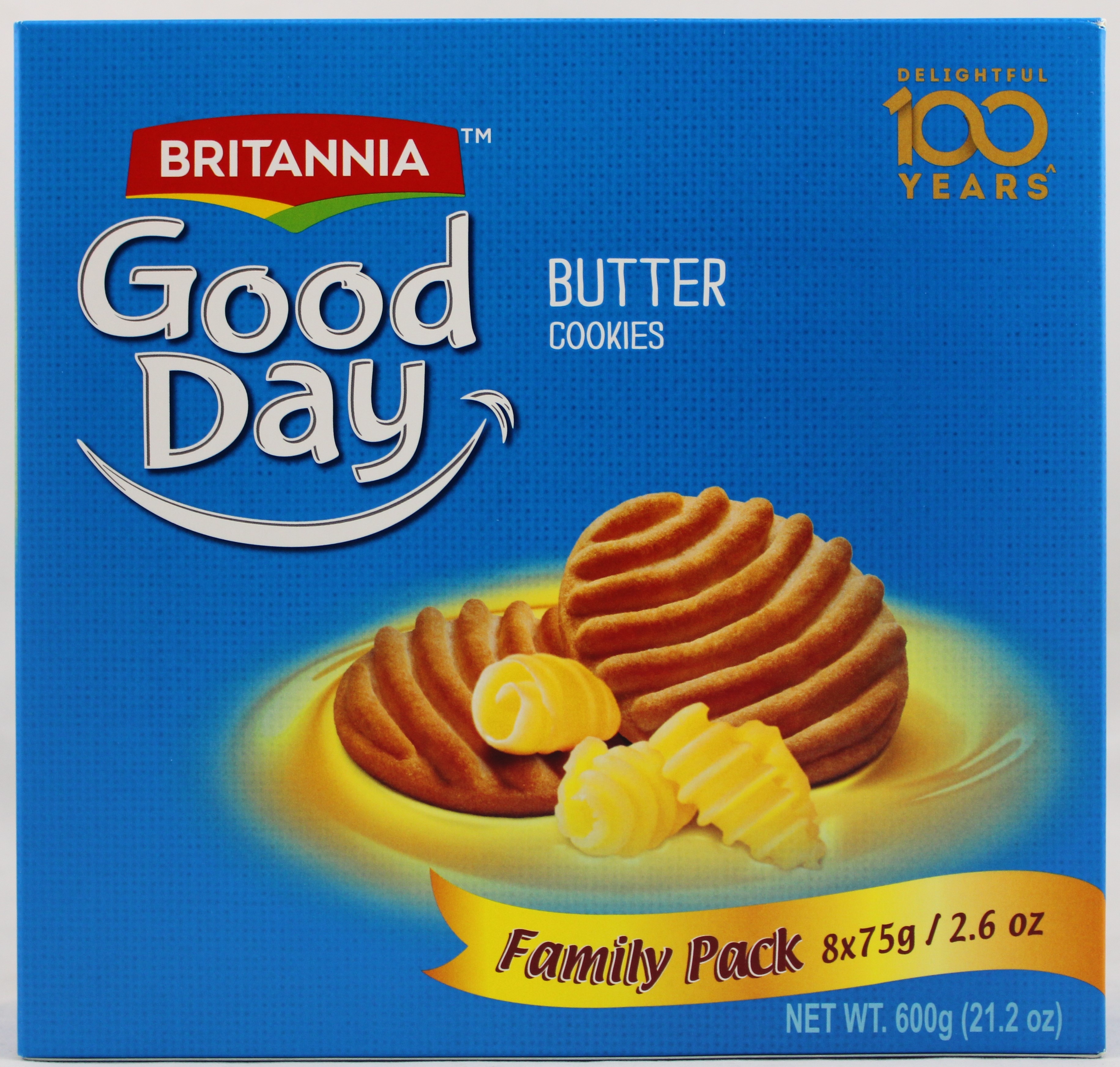 Good Day Butter Supr Saver 4X21.1oz