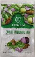 Surati Undhiu Mix Frozen 12oz